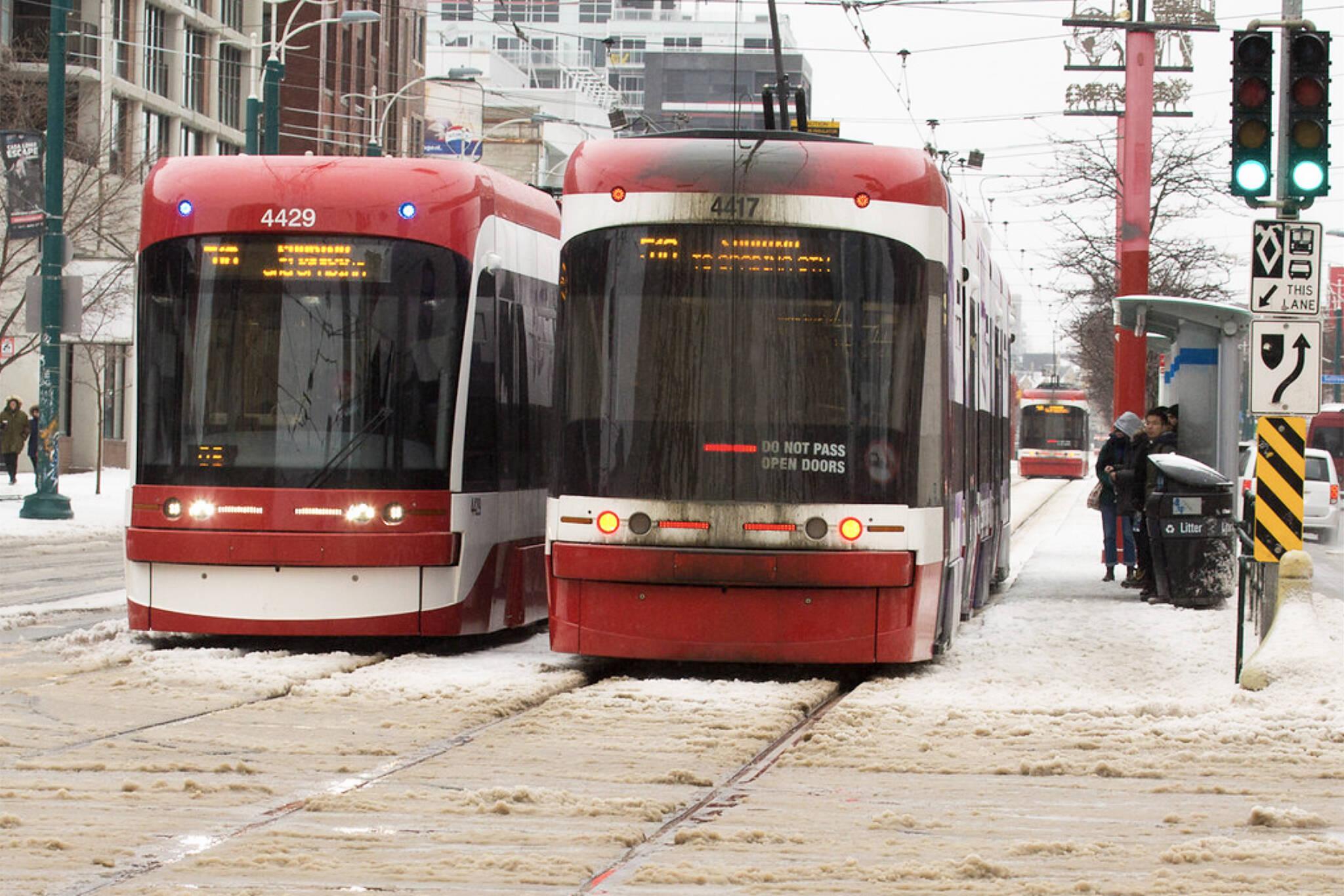 streetcar toronto