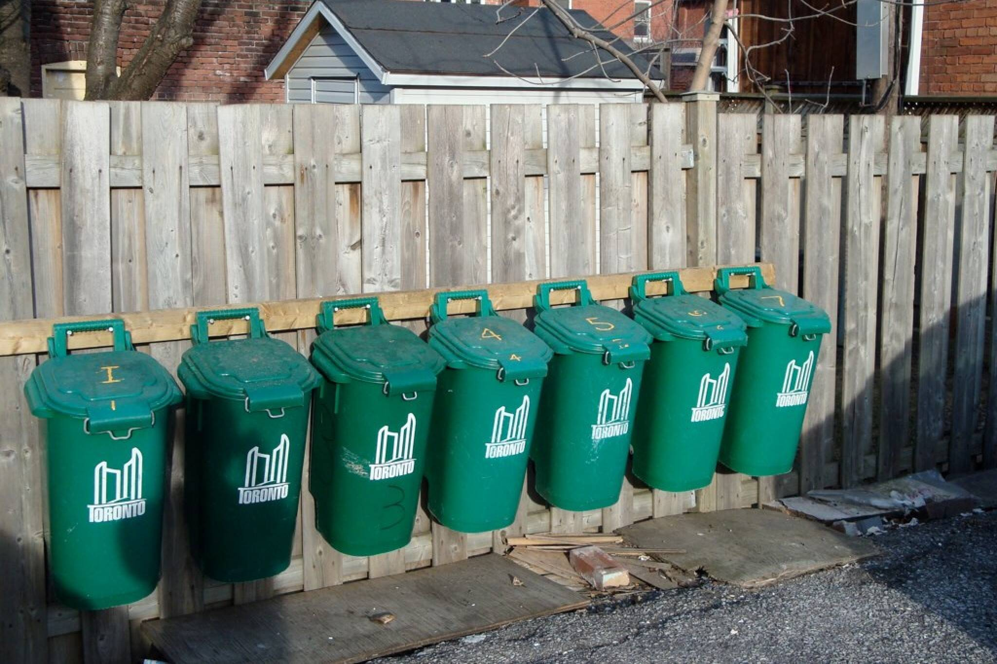 toronto waste reduction community grants