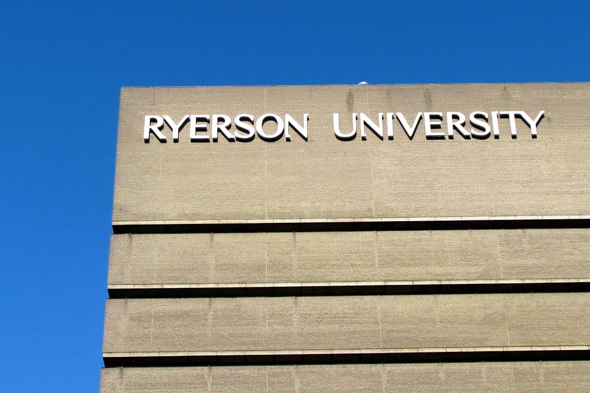 ryerson student union scandal