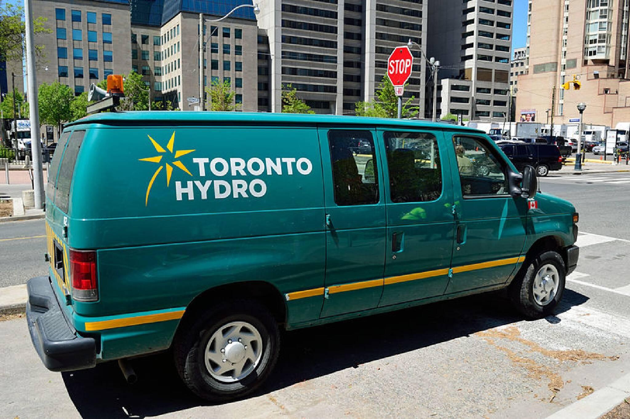 toronto hydro scam