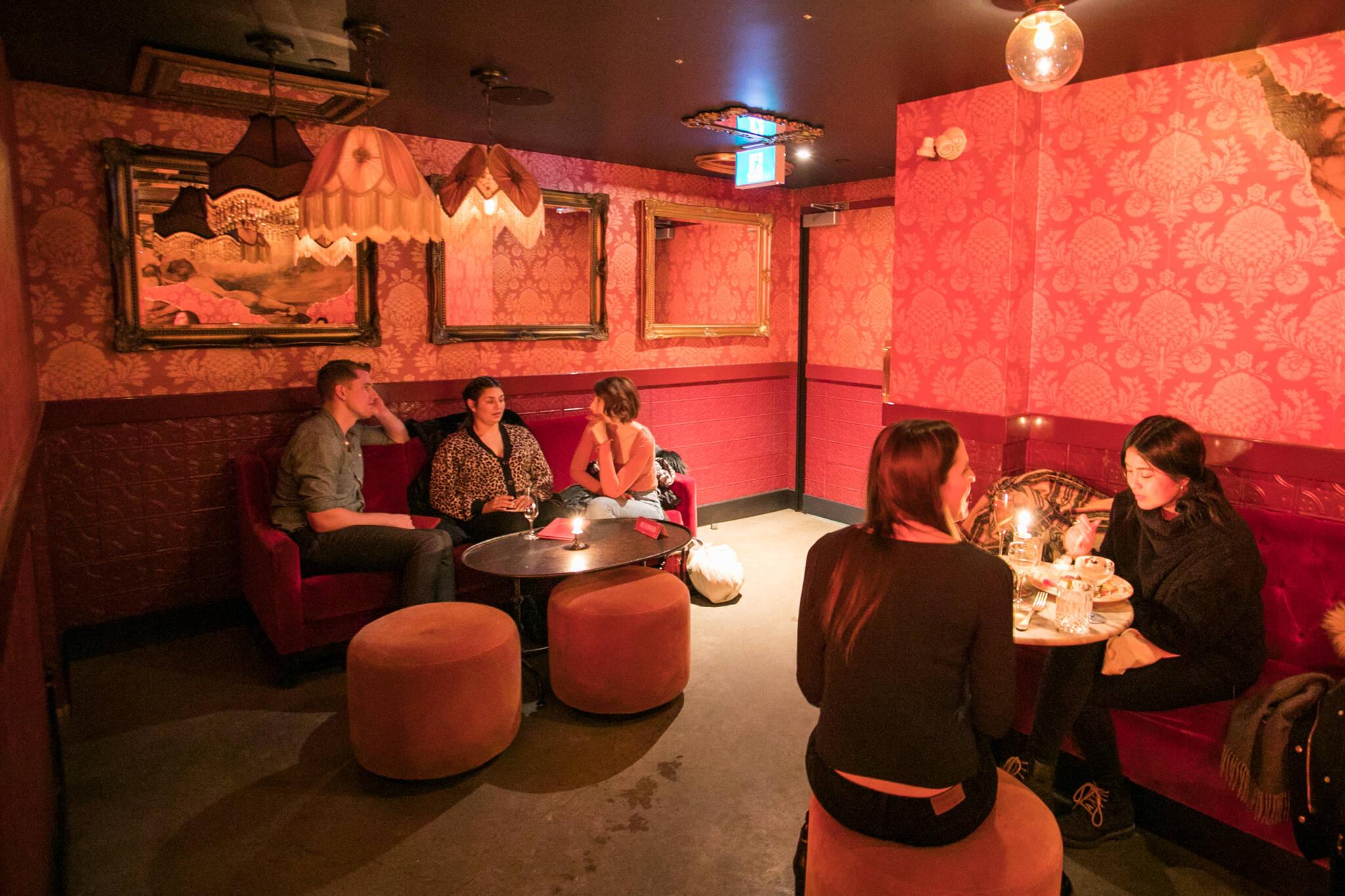 underground bars toronto