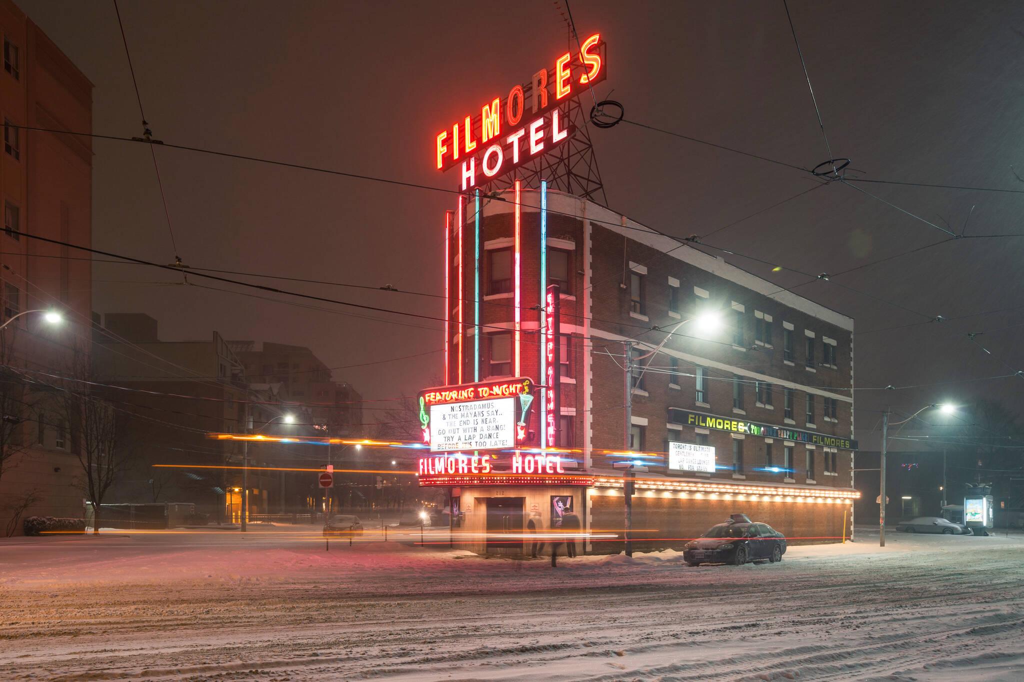 Filmores Toronto closing