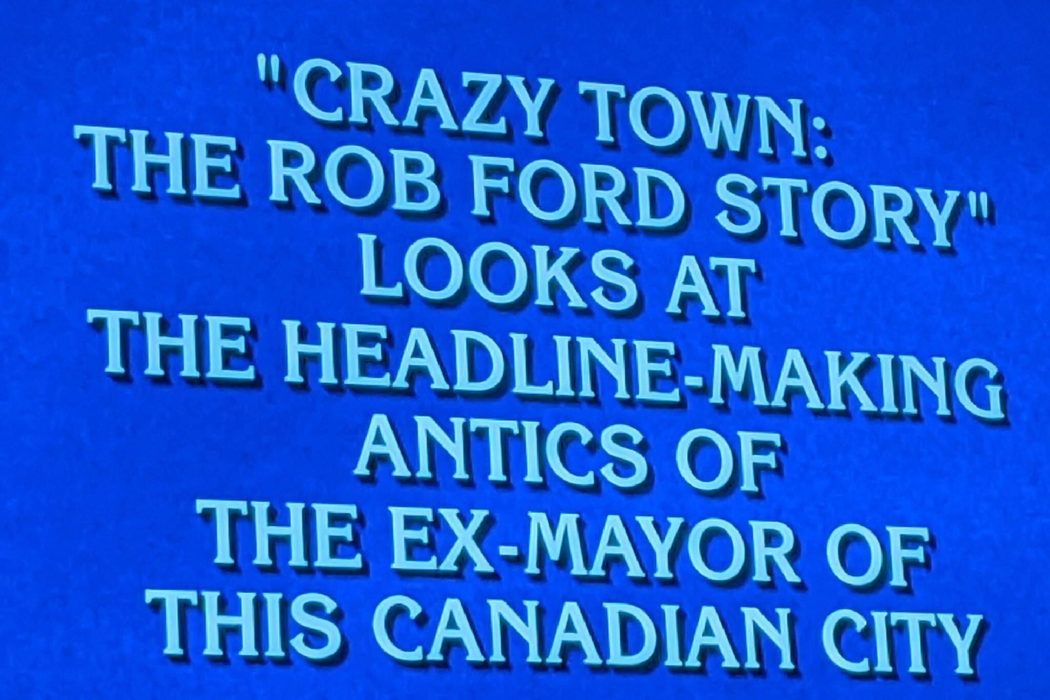 jeopardy toronto