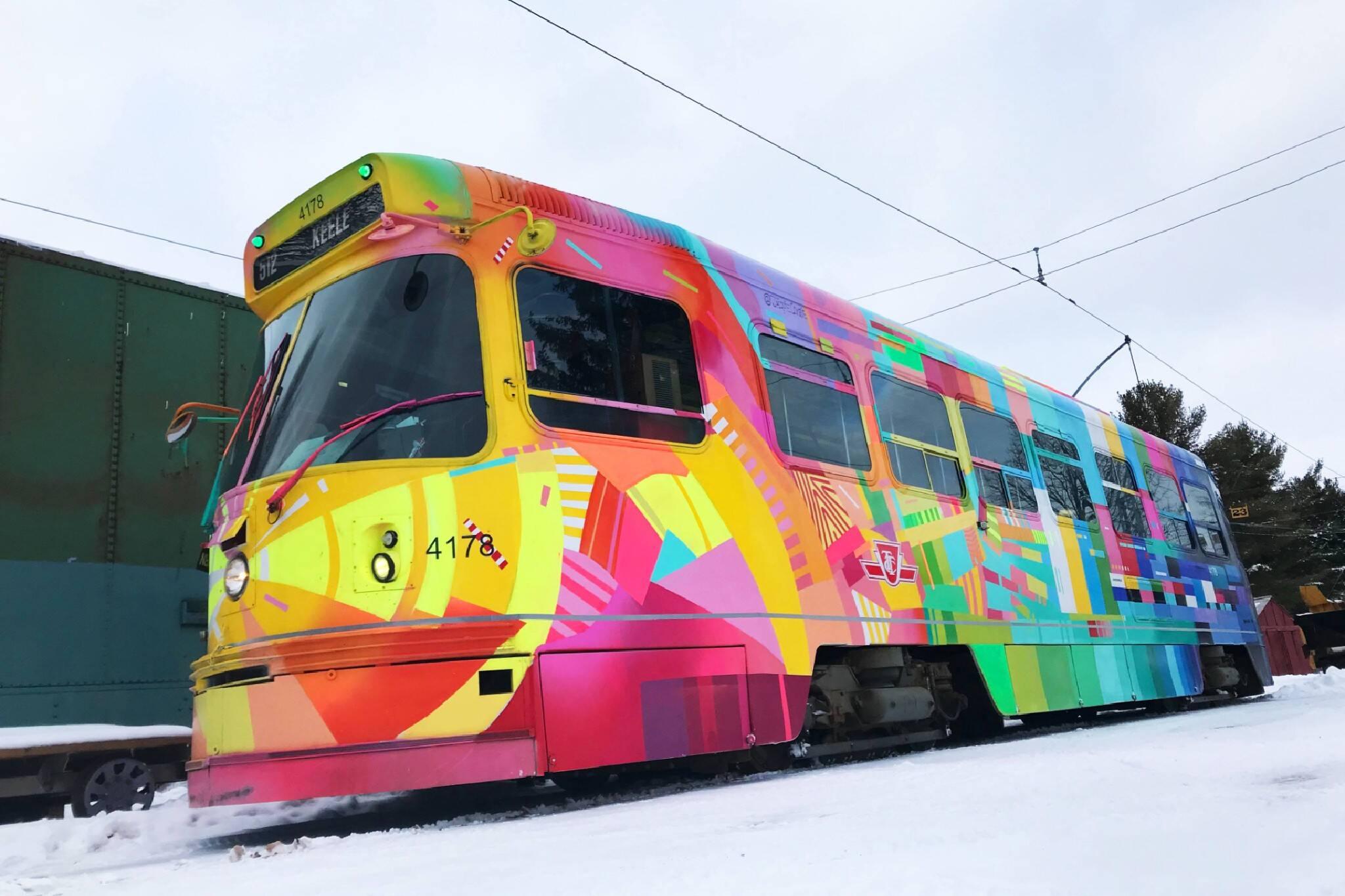 streetcar named toronto
