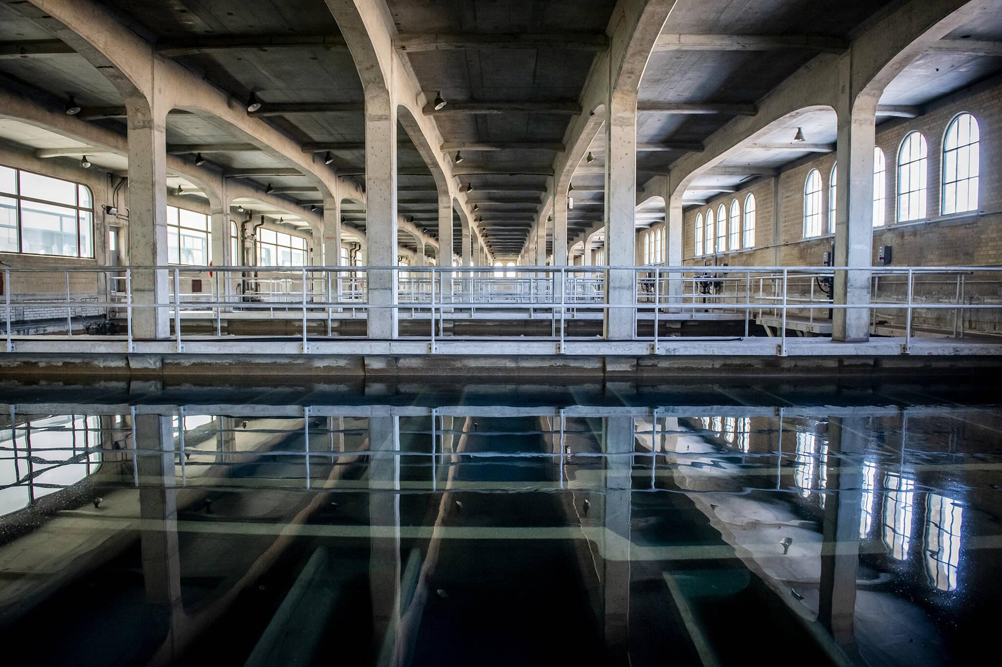 water treatment plant toronto