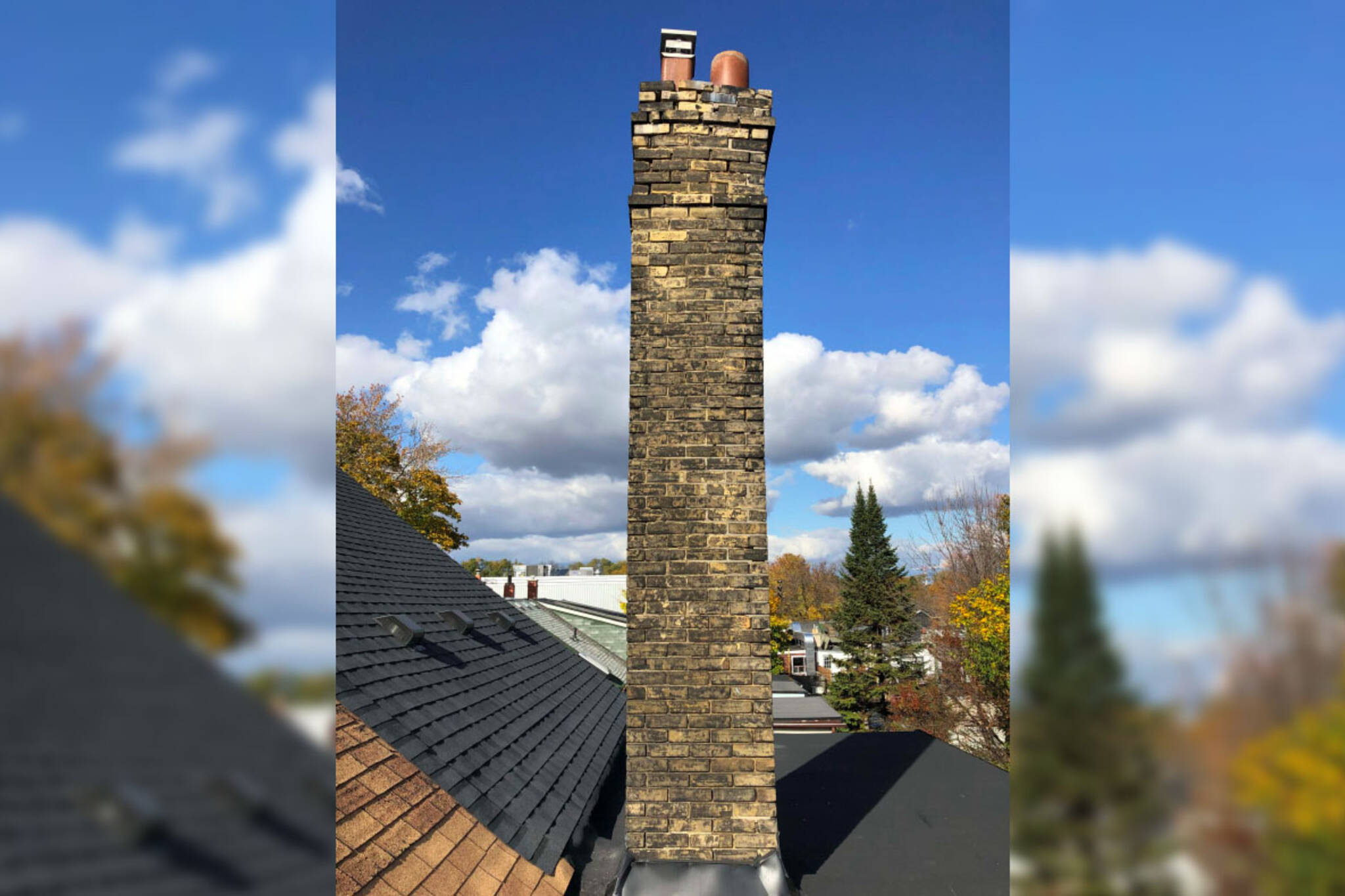 Tall chimney toronto