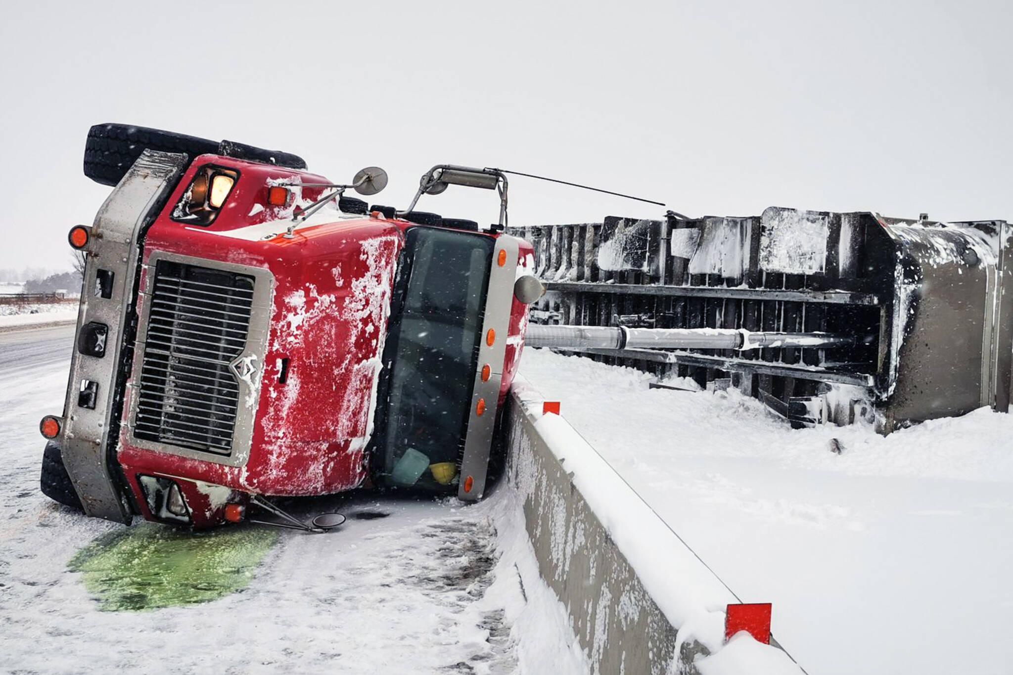 toronto road conditions