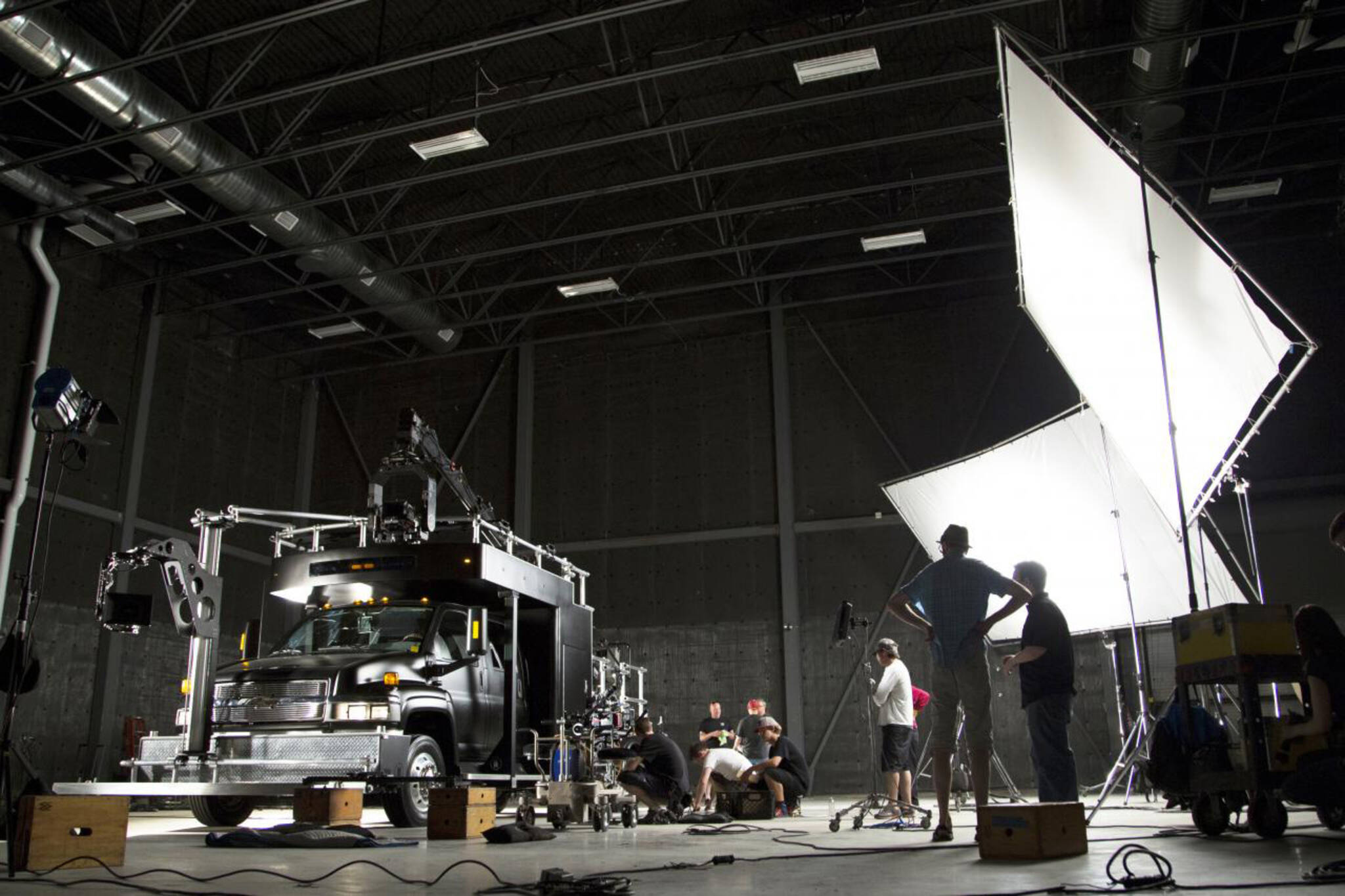 film jobs toronto