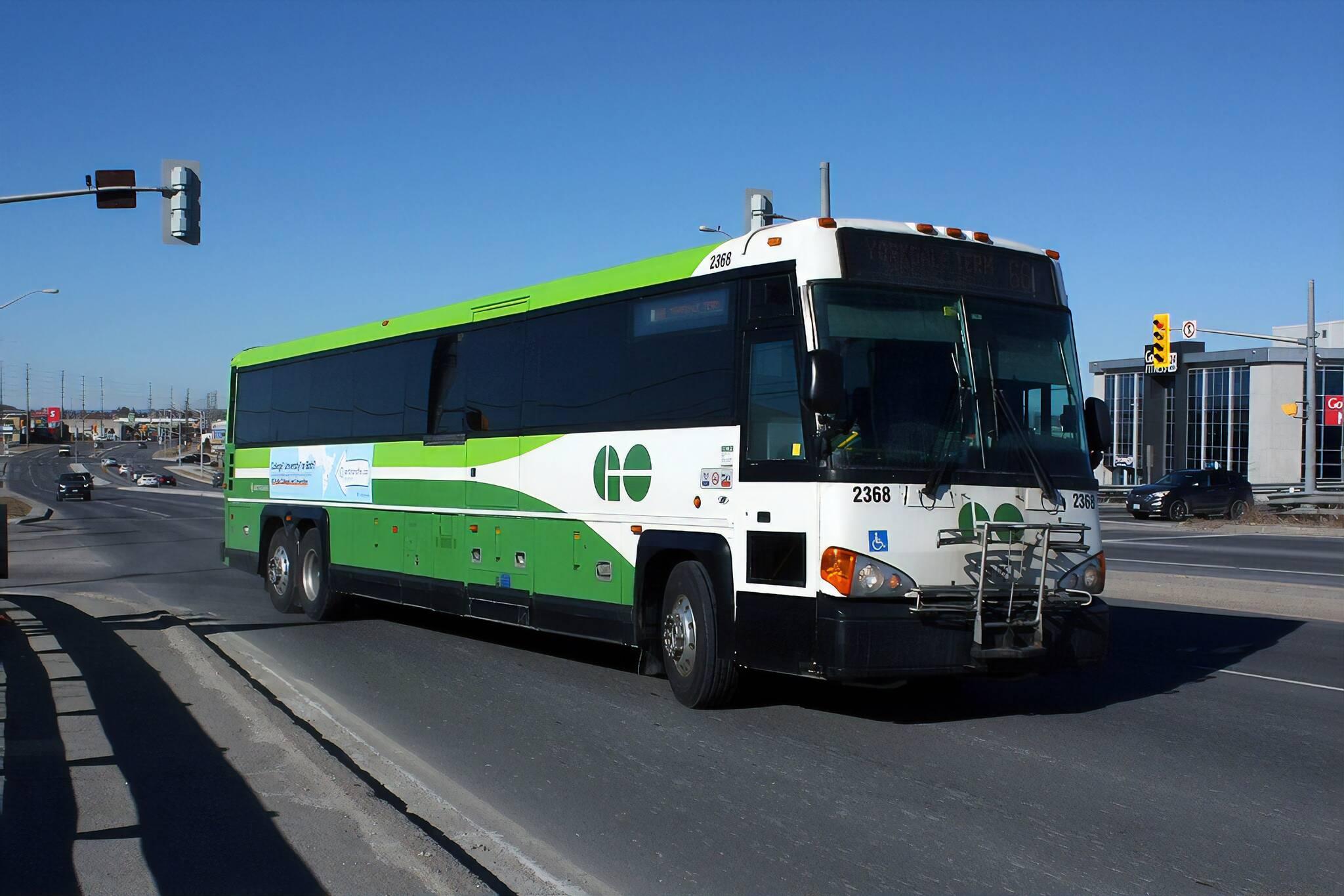 coronavirus go bus