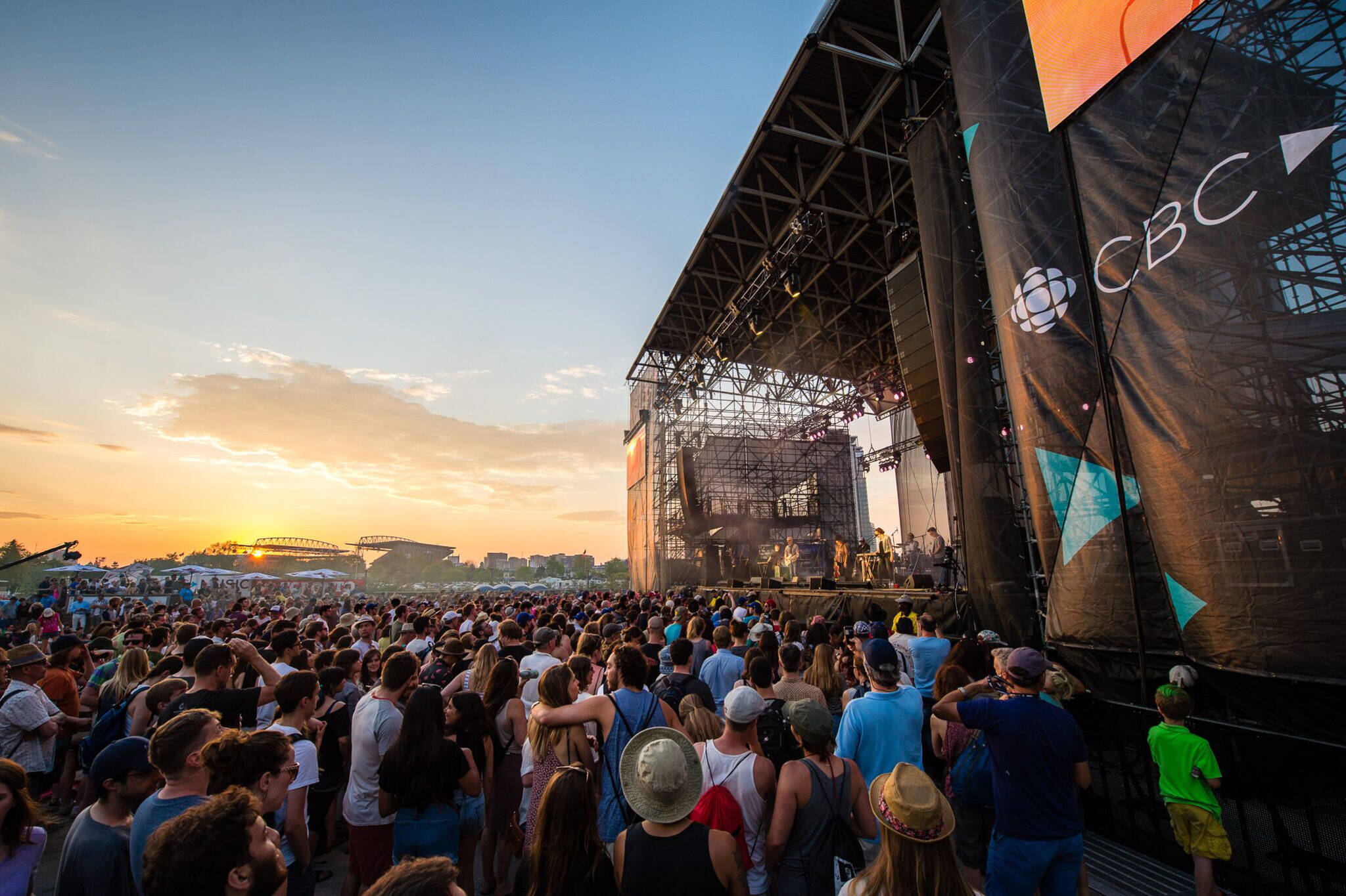 CBC music festival toronto