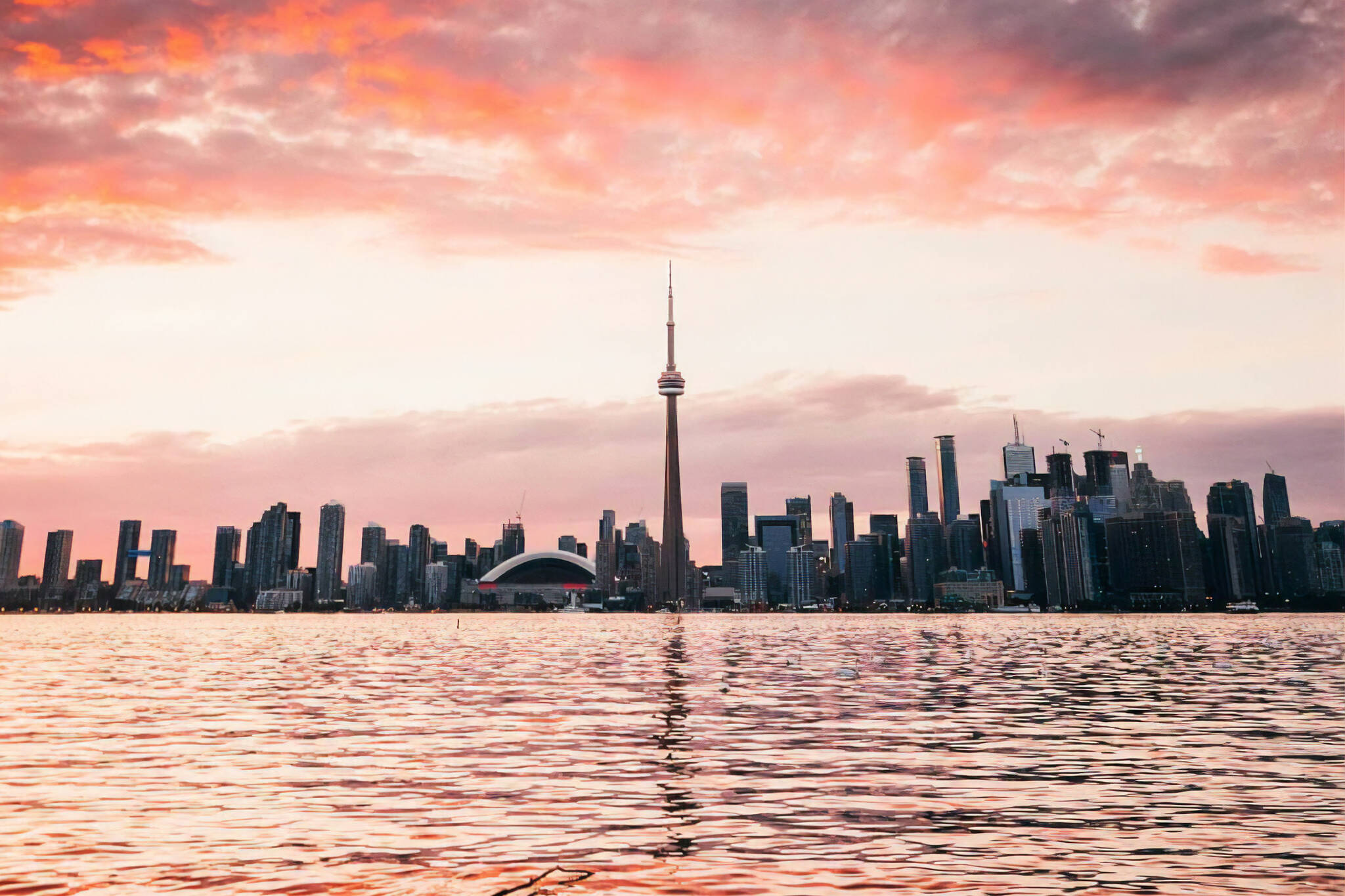 toronto happiness ranking