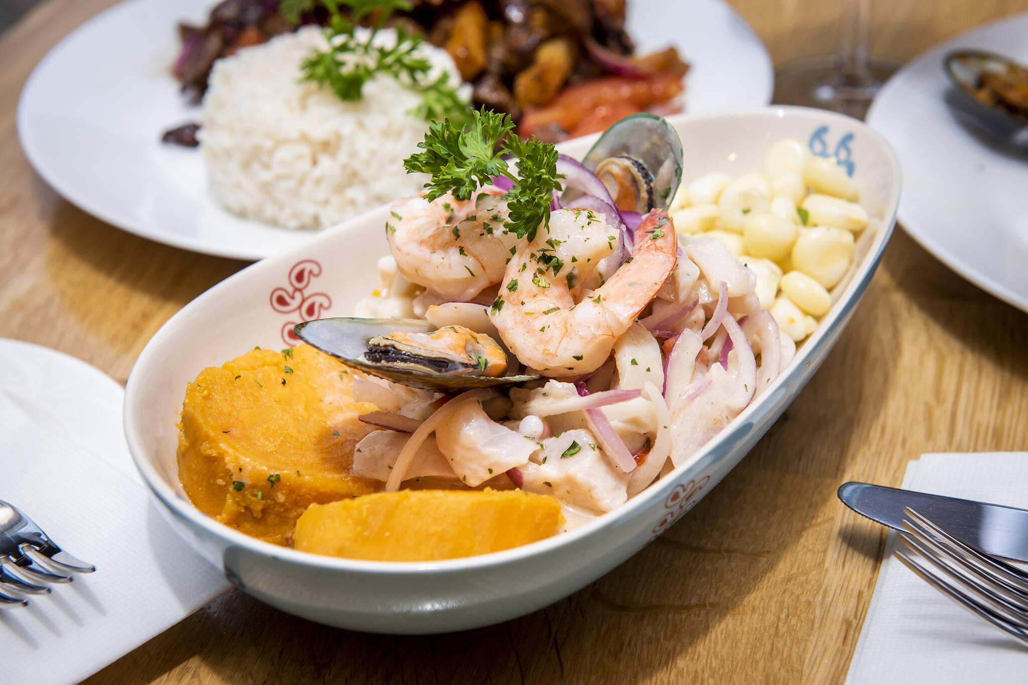peruvian restaurants toronto