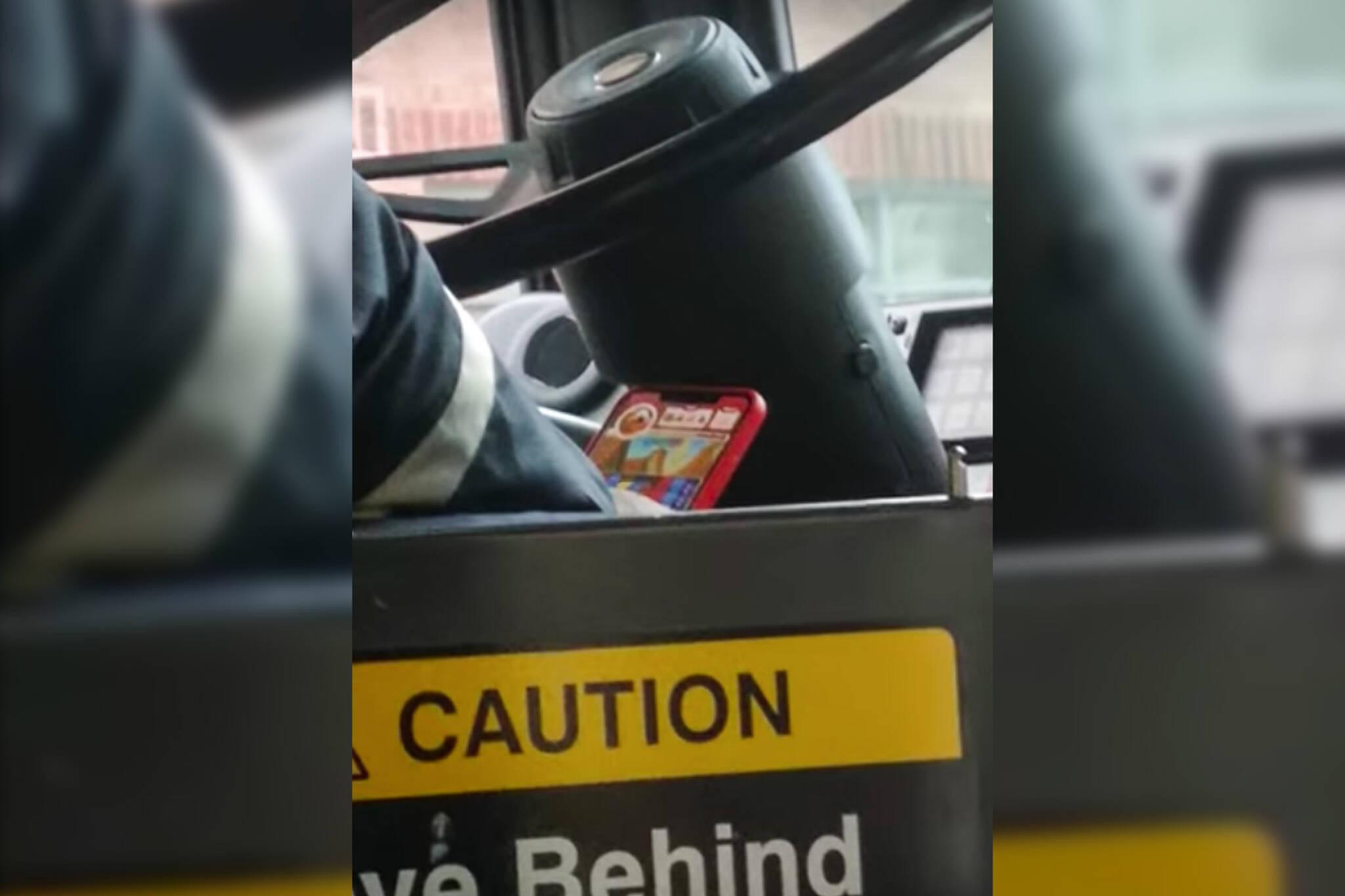 ttc bus driver