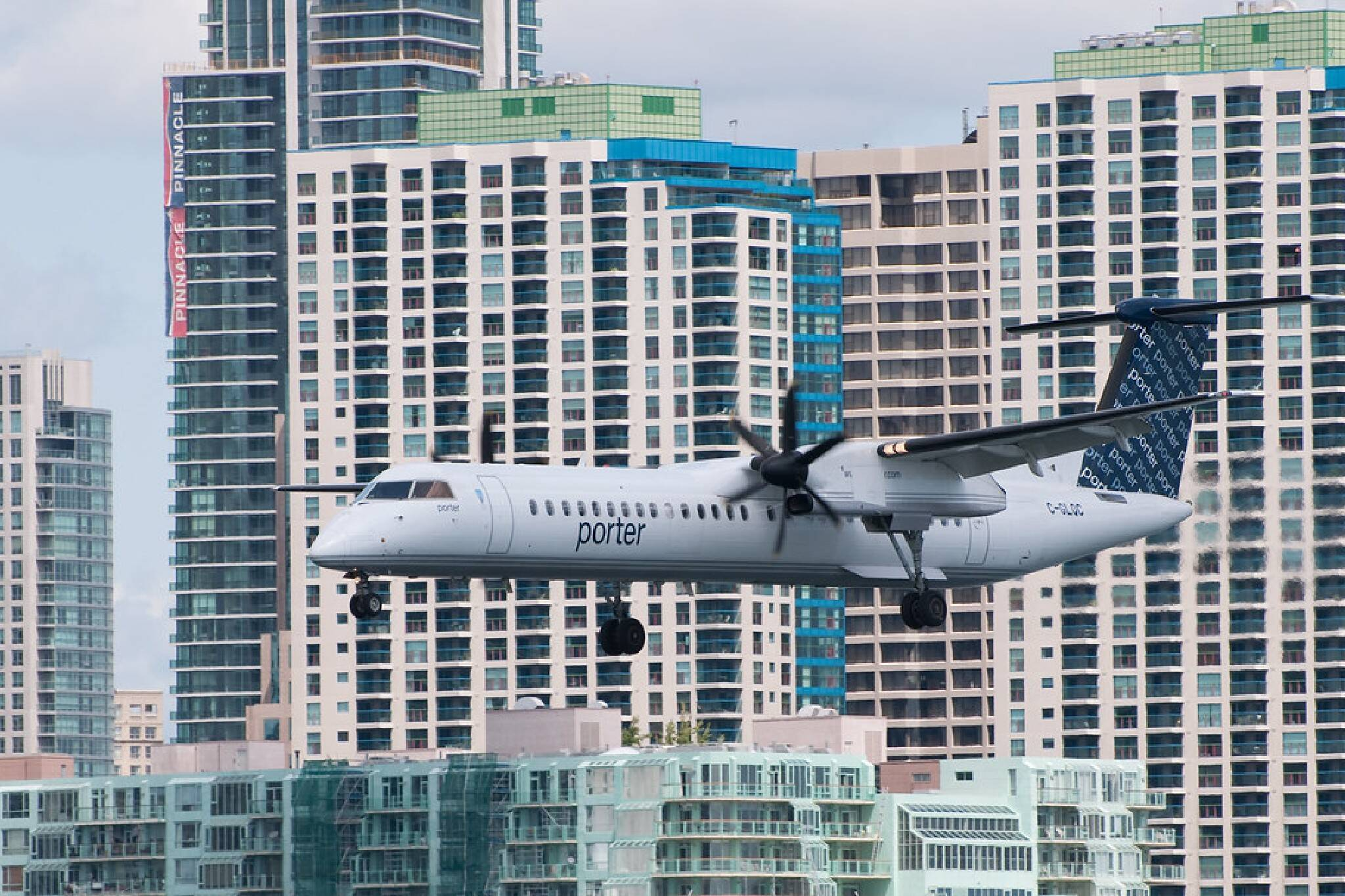 porter airlines news