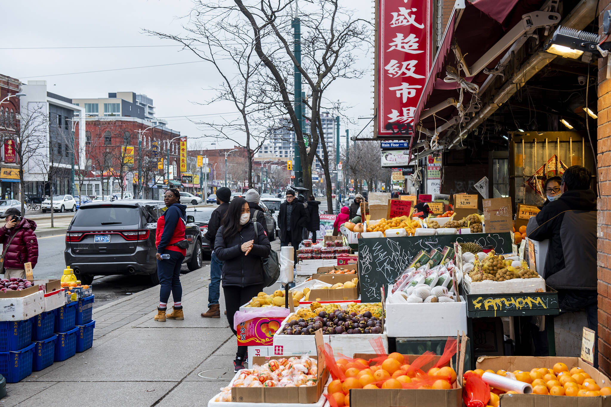 fruit and vegetable stores toronto