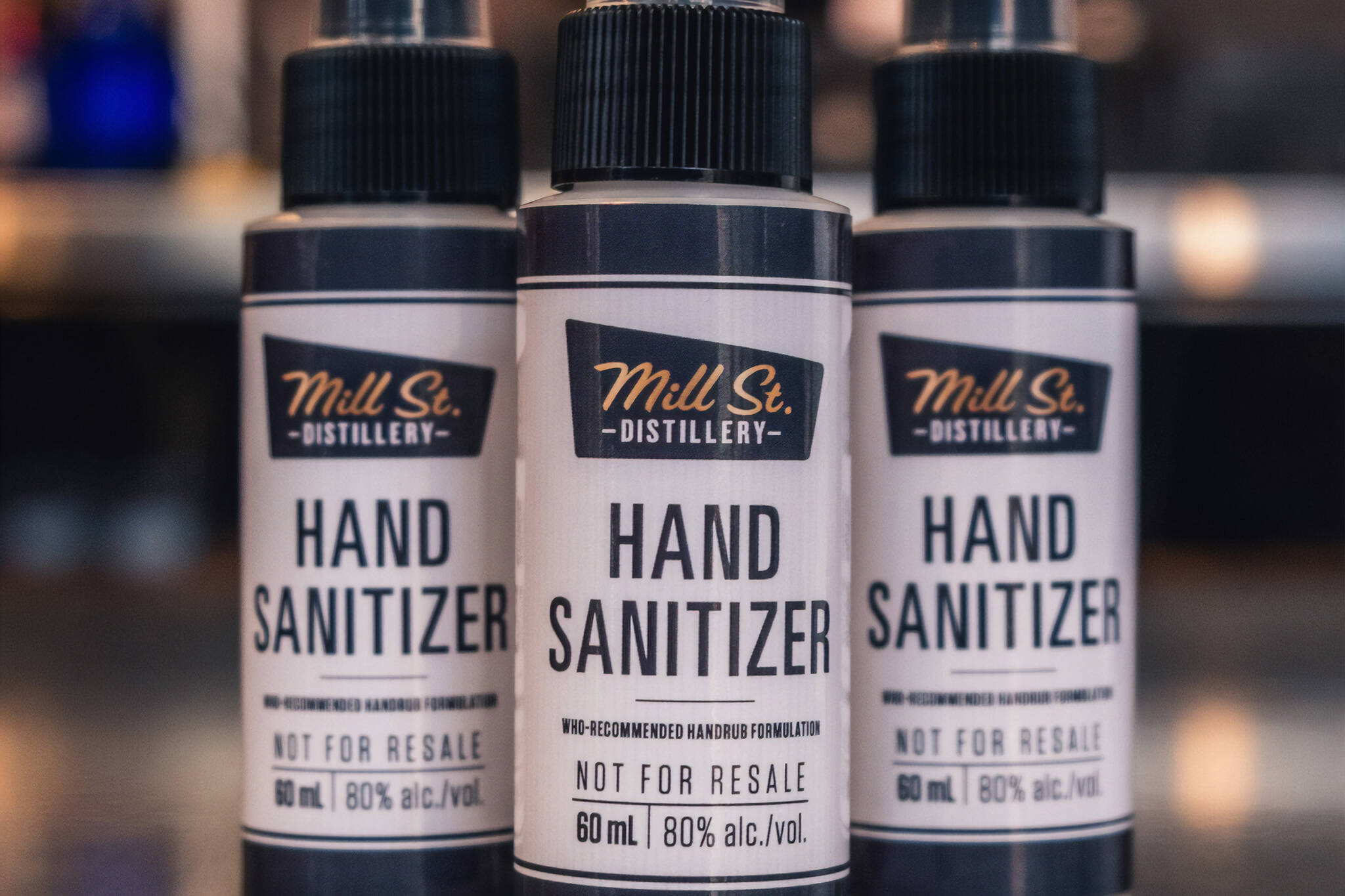 make hand sanitizer