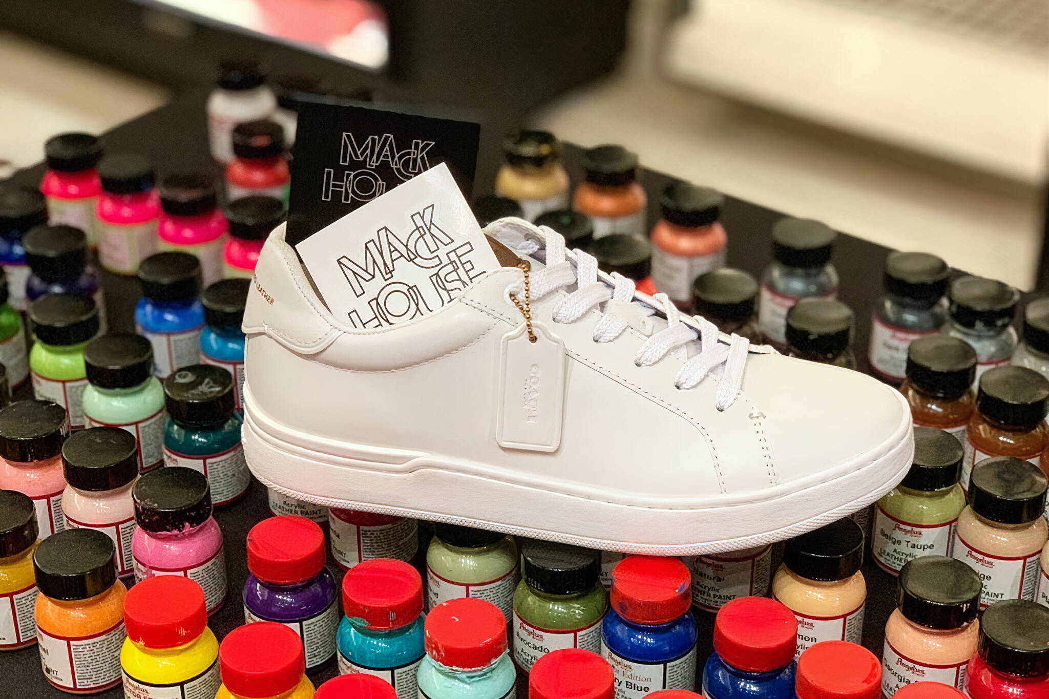 sneaker customization toronto