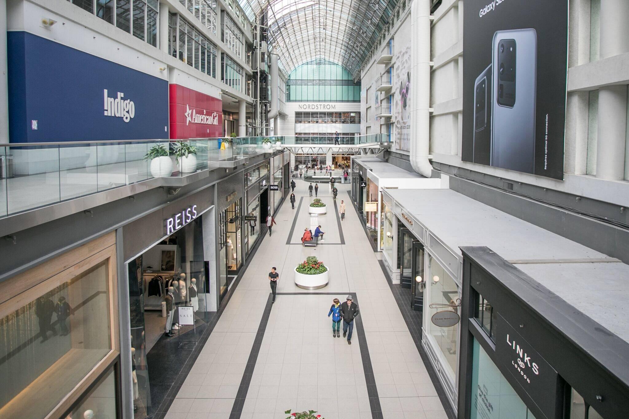 toronto malls