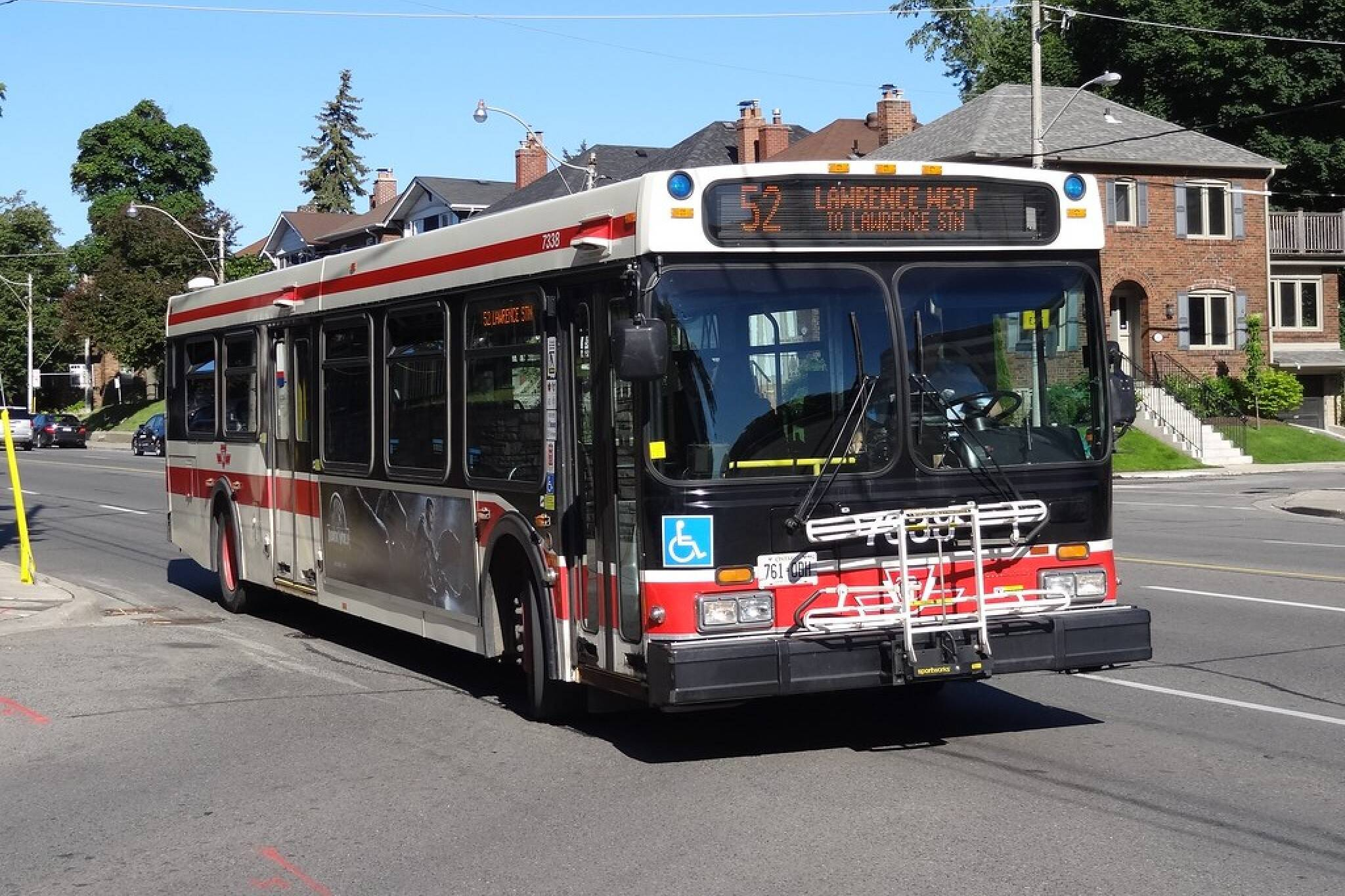 ttc extra buses