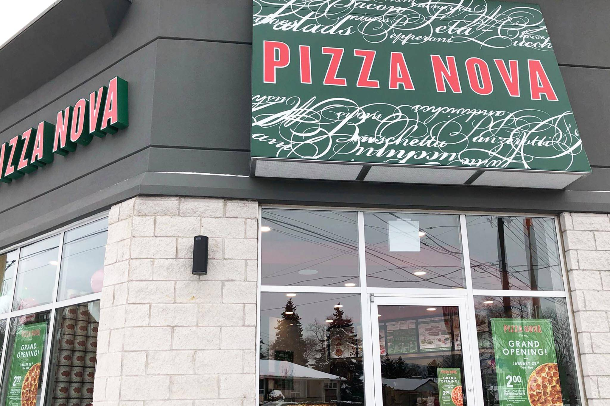 pizza nova lawsuit