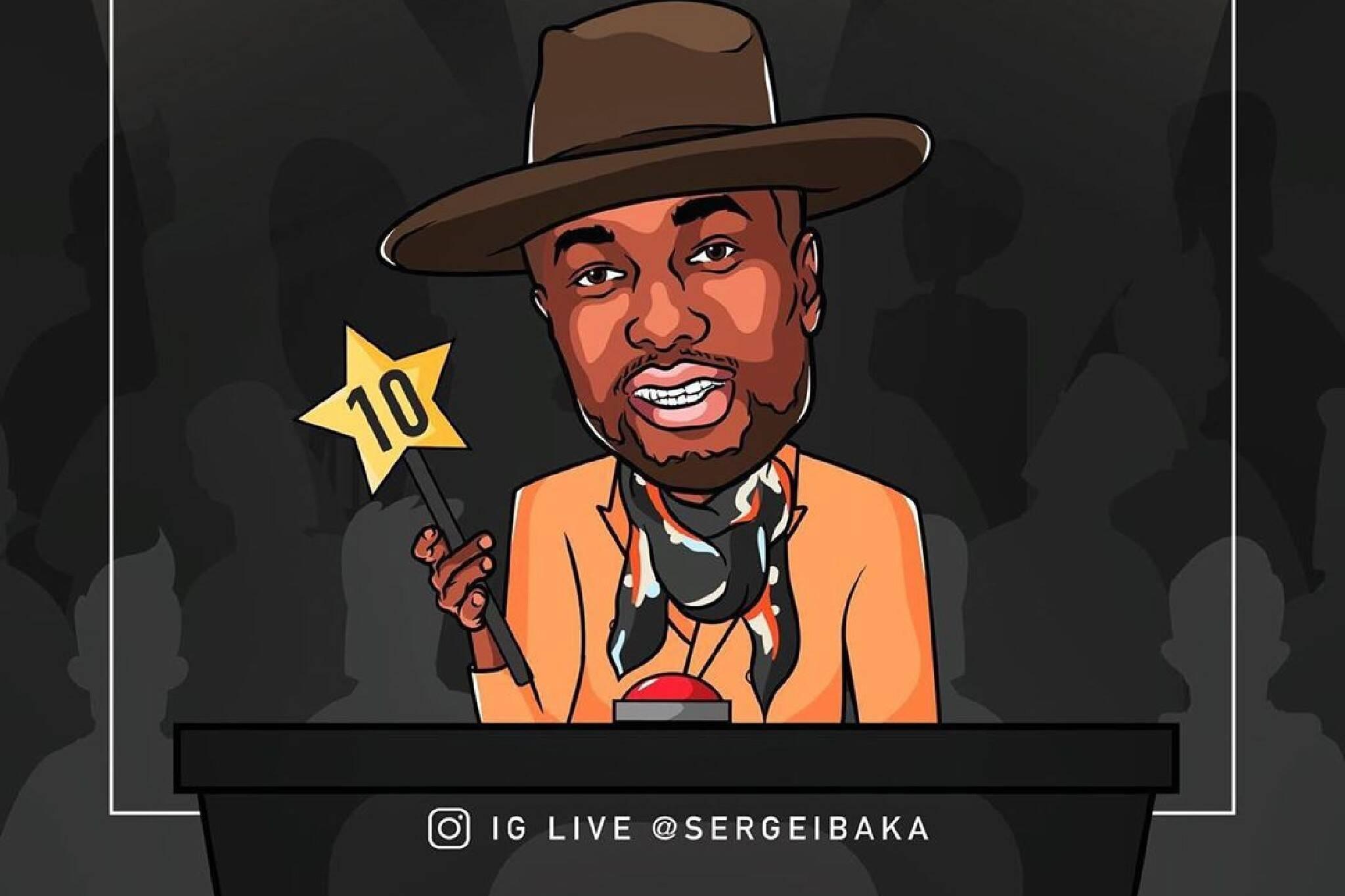 serge ibaka instagram