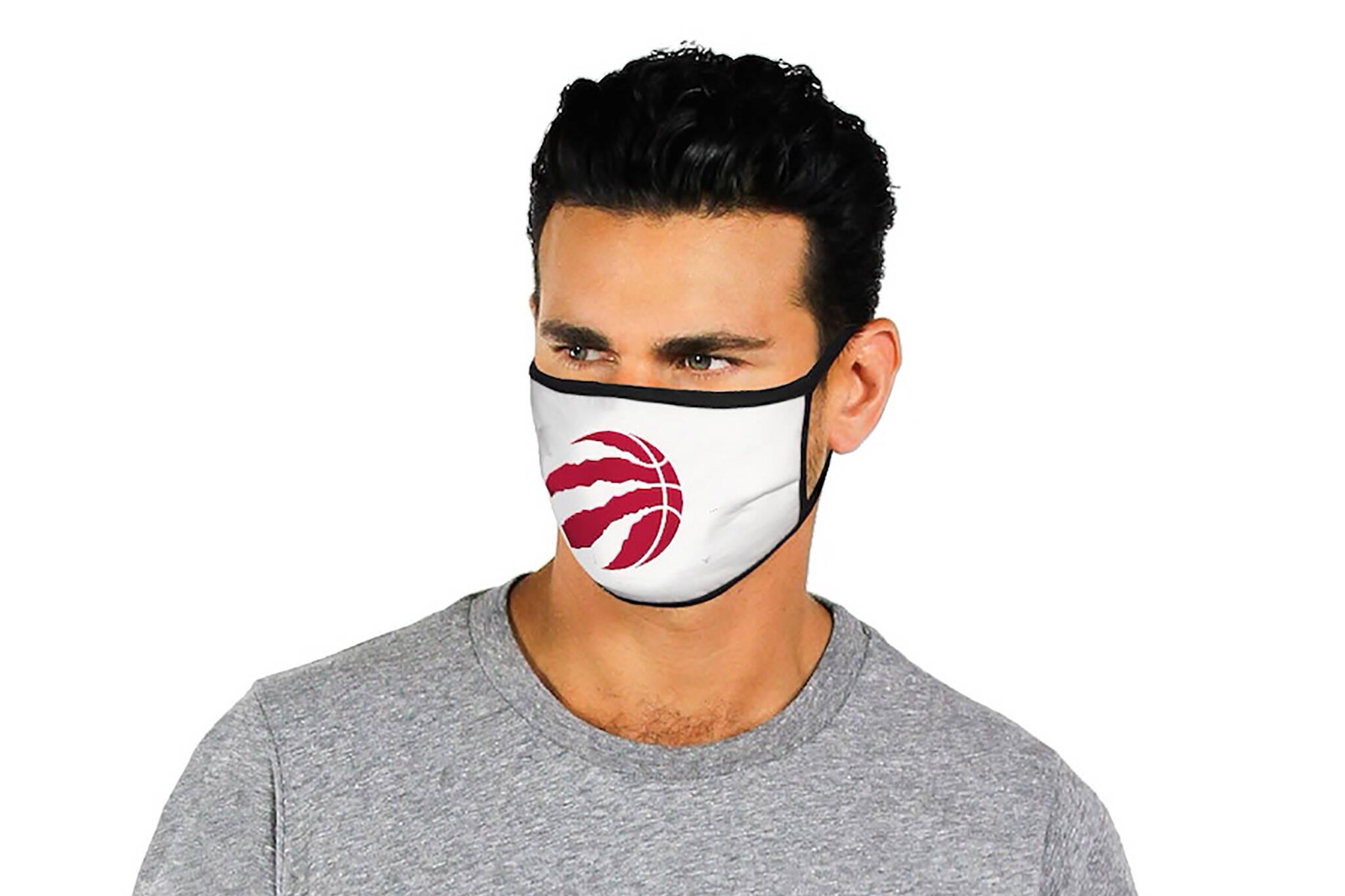 raptors face masks