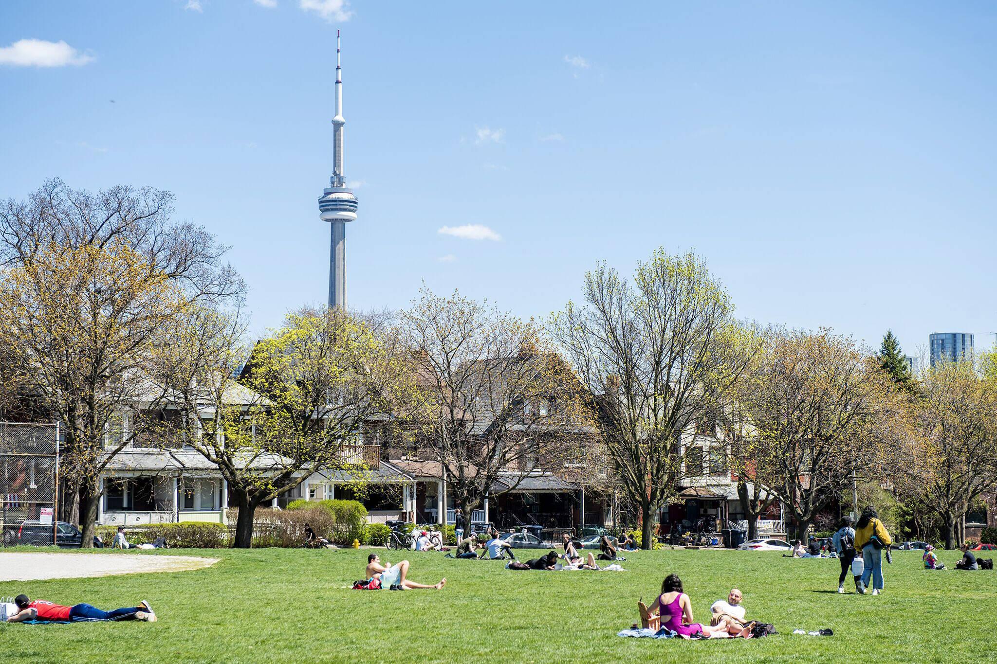 stay home loosened Toronto