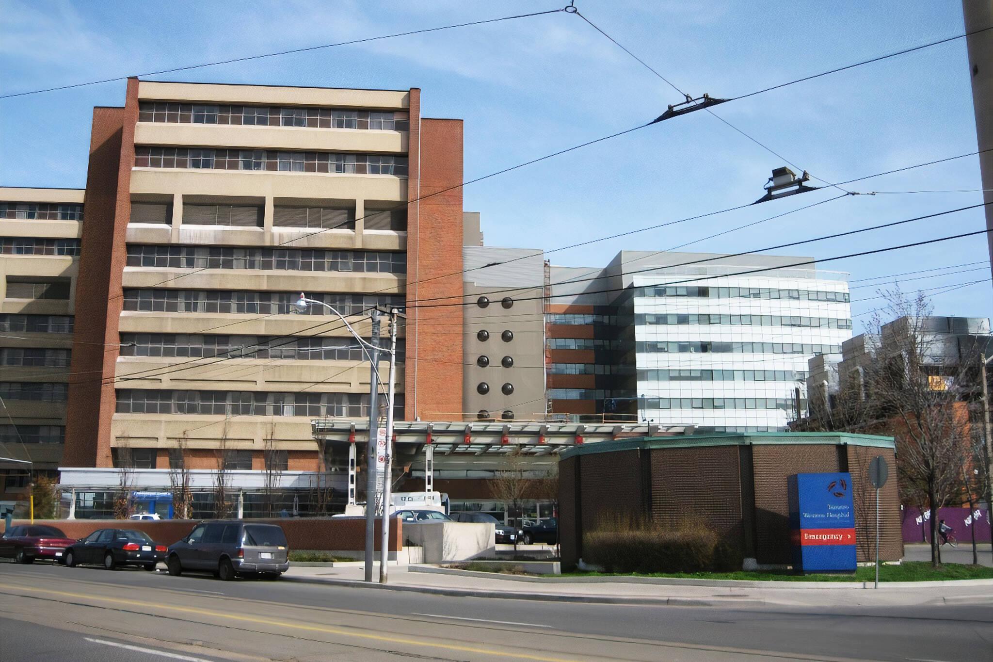 toronto western hospital covid