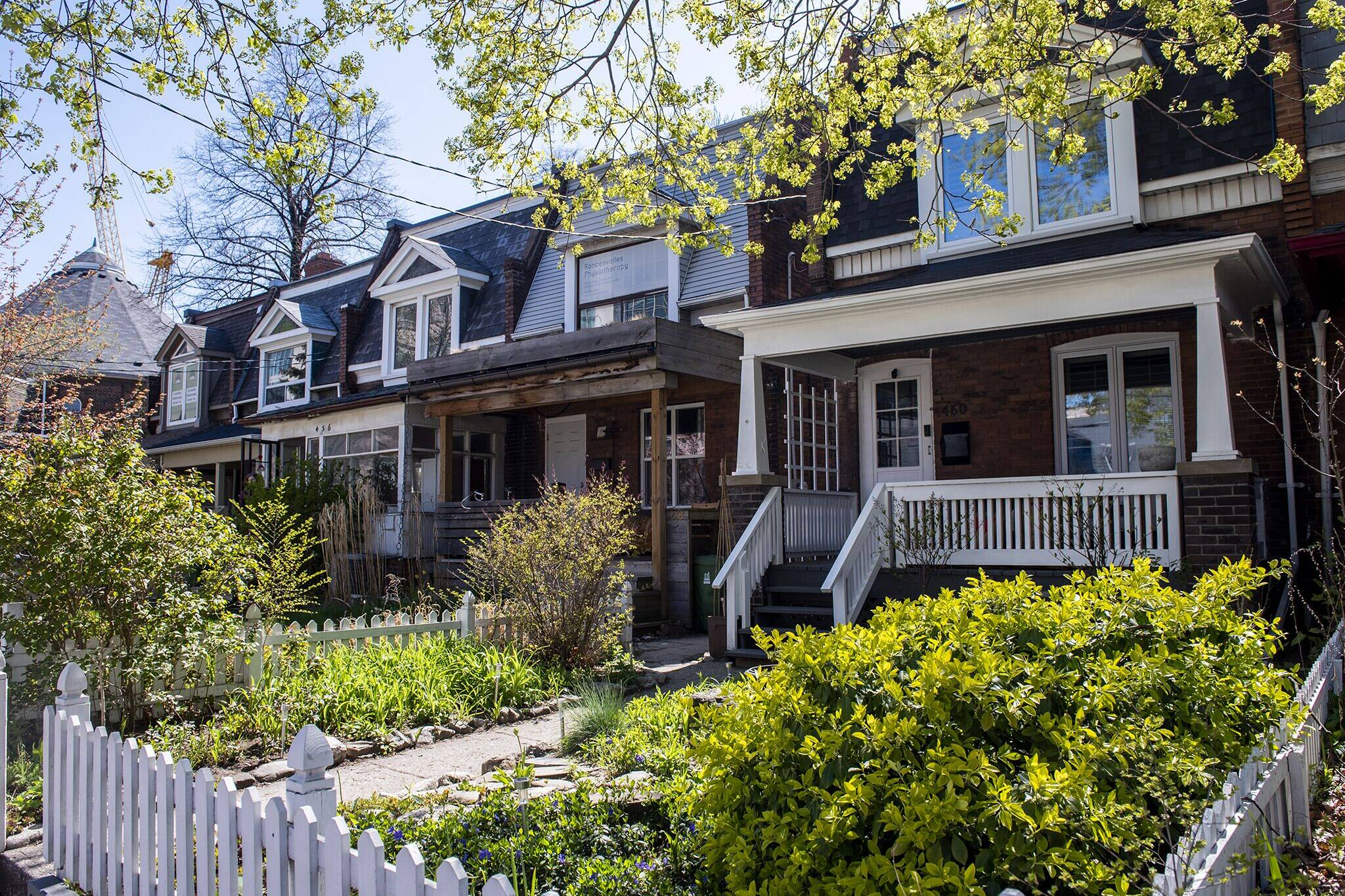 home sales toronto