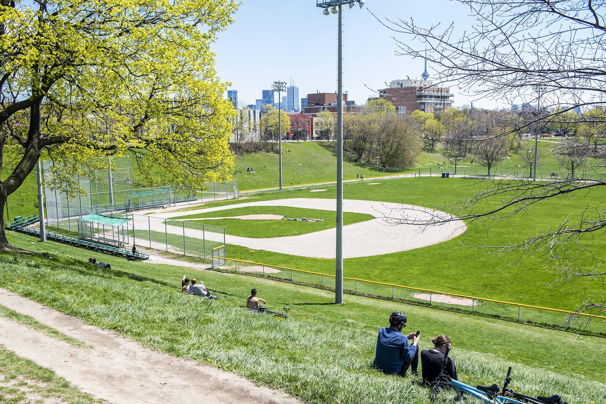 park amenities toronto
