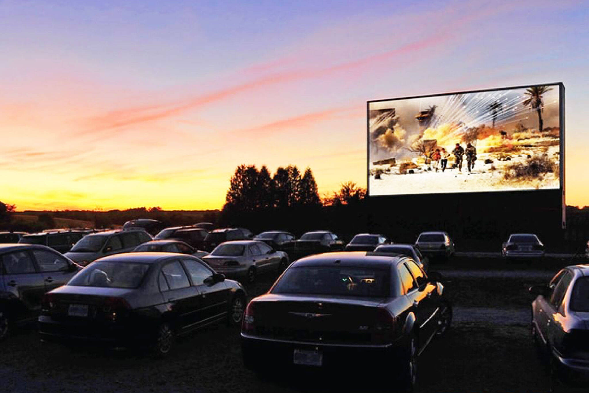 Drive In Movie Theatres Are Finally Allowed To Open In Ontario