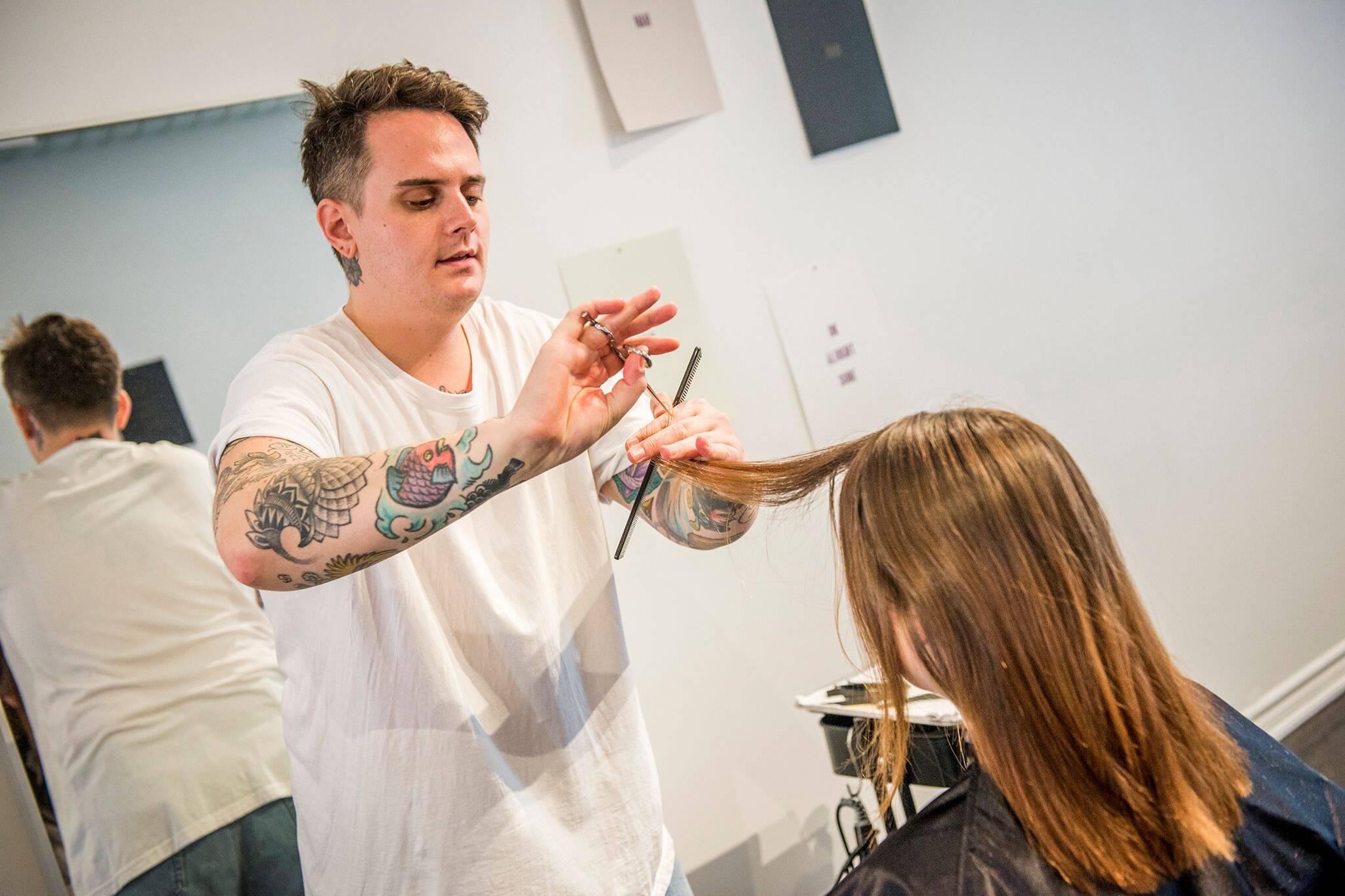ontario hair salons open