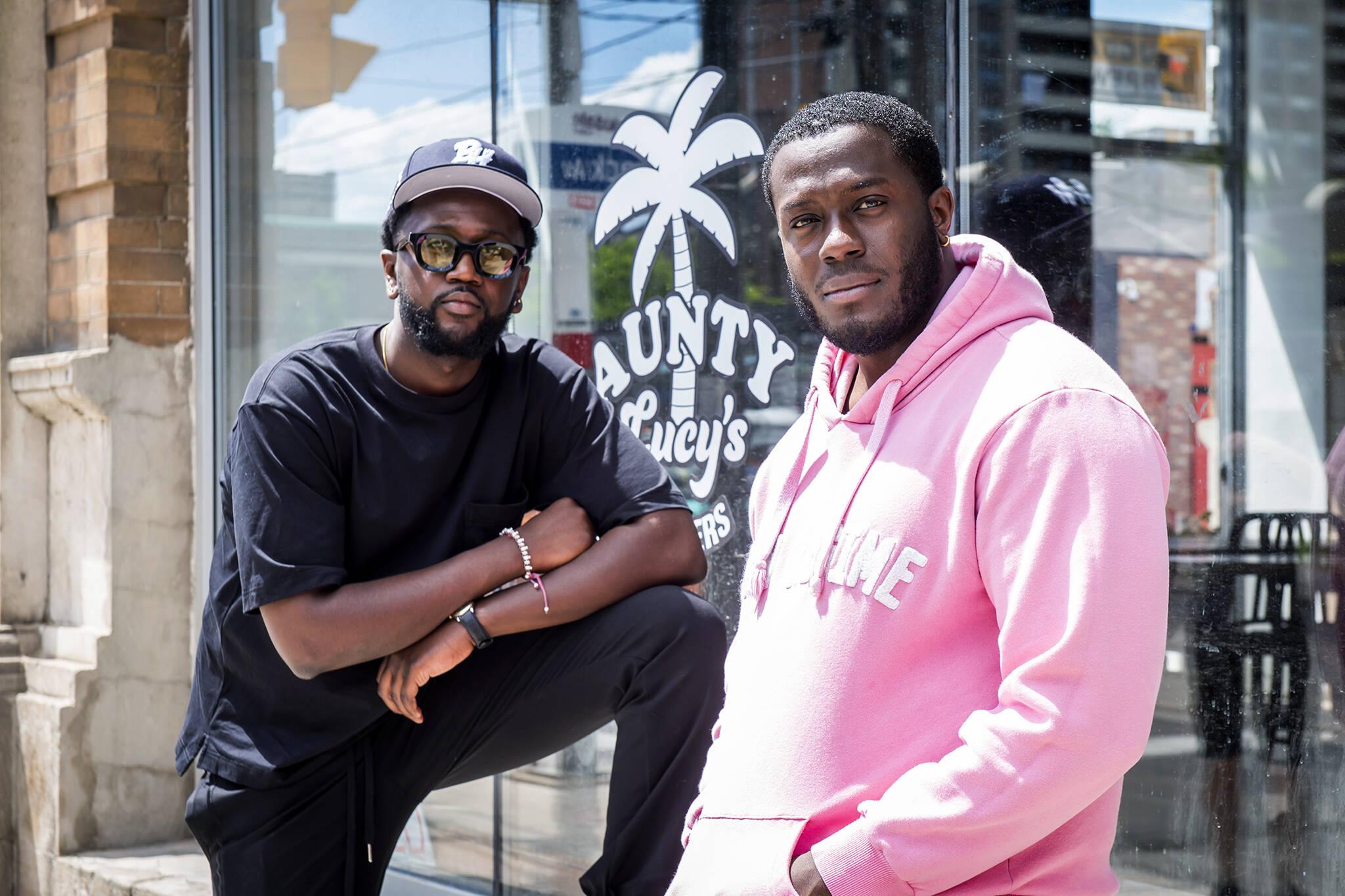 black owned restaurants toronto