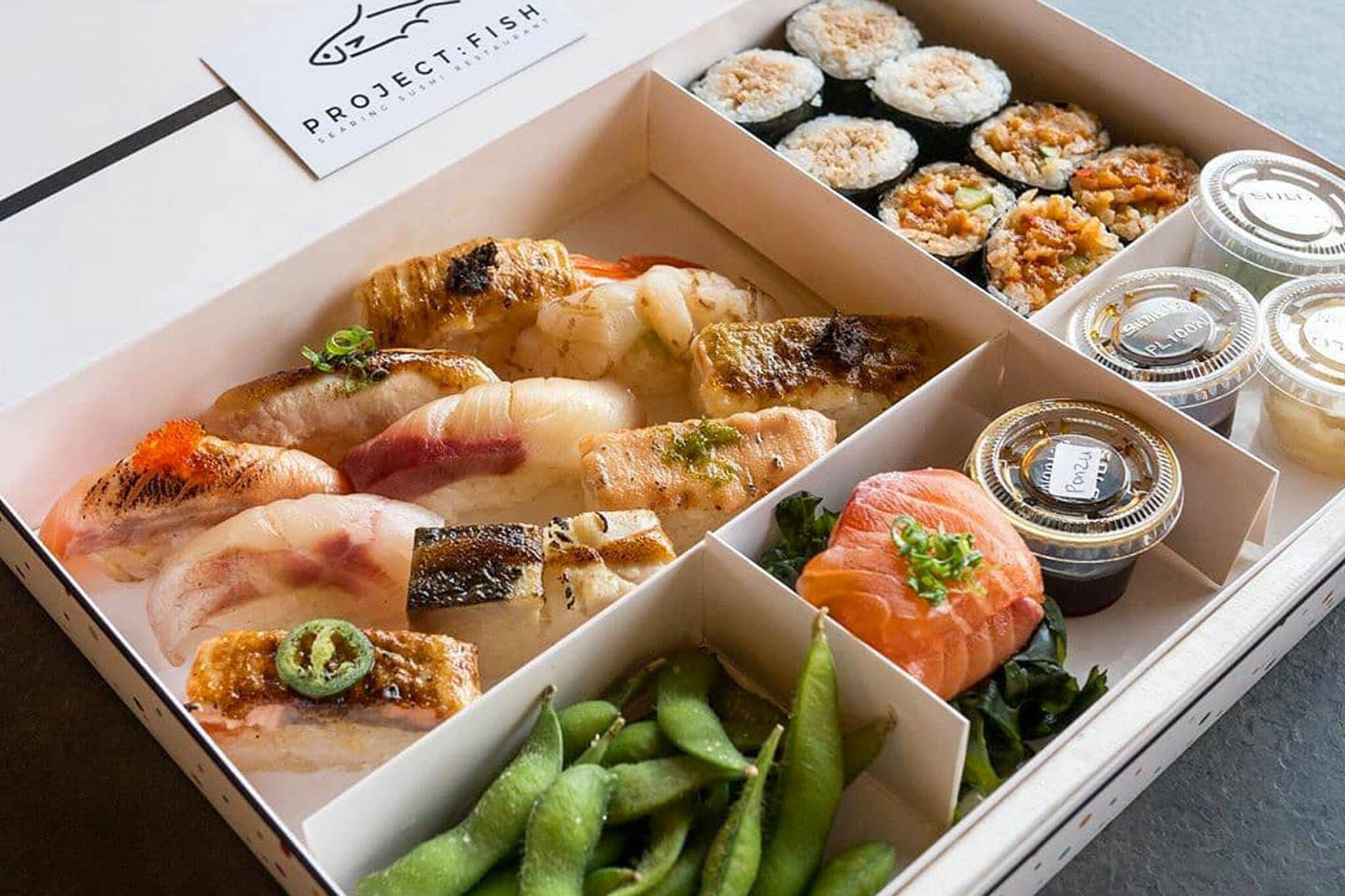 sushi delivery toronto
