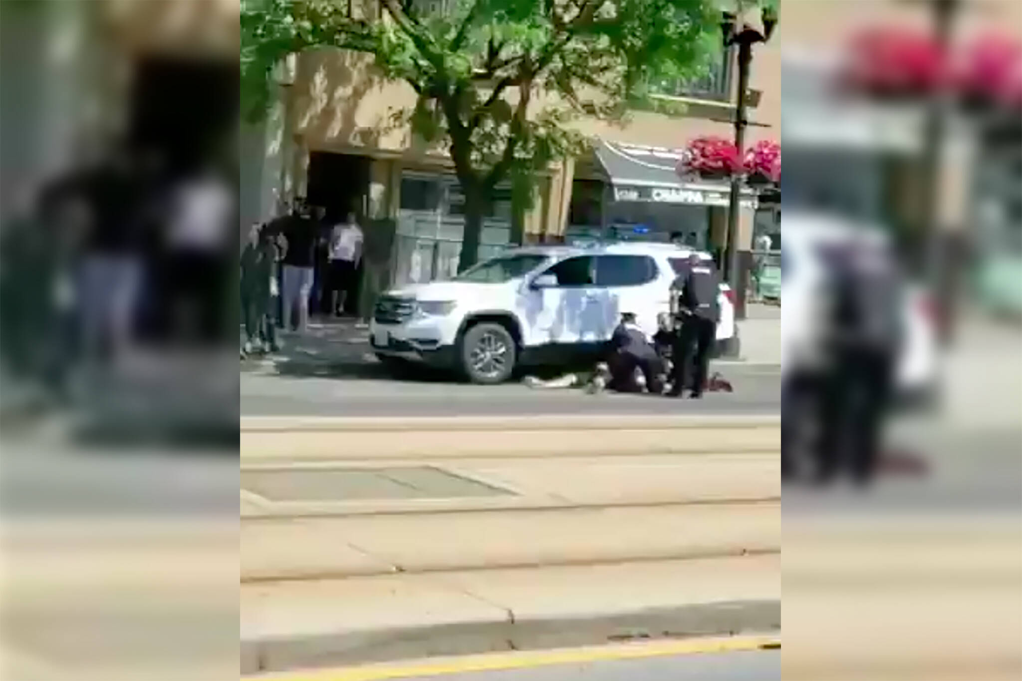 st clair shooting