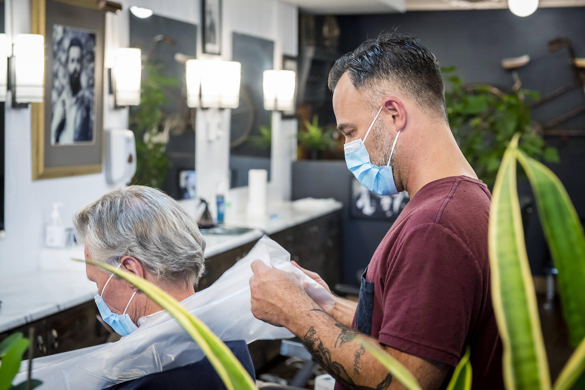 toronto hair salons reopening