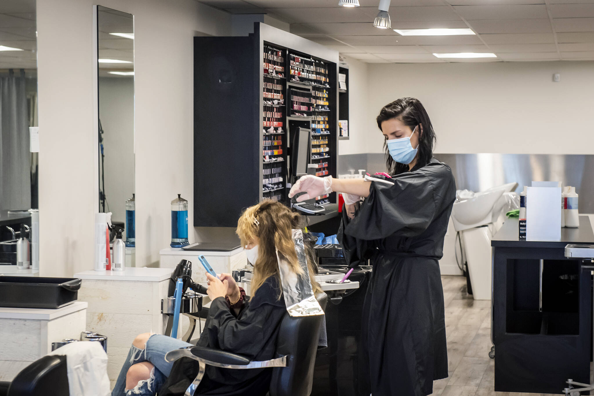 barbers hair salons opening toronto