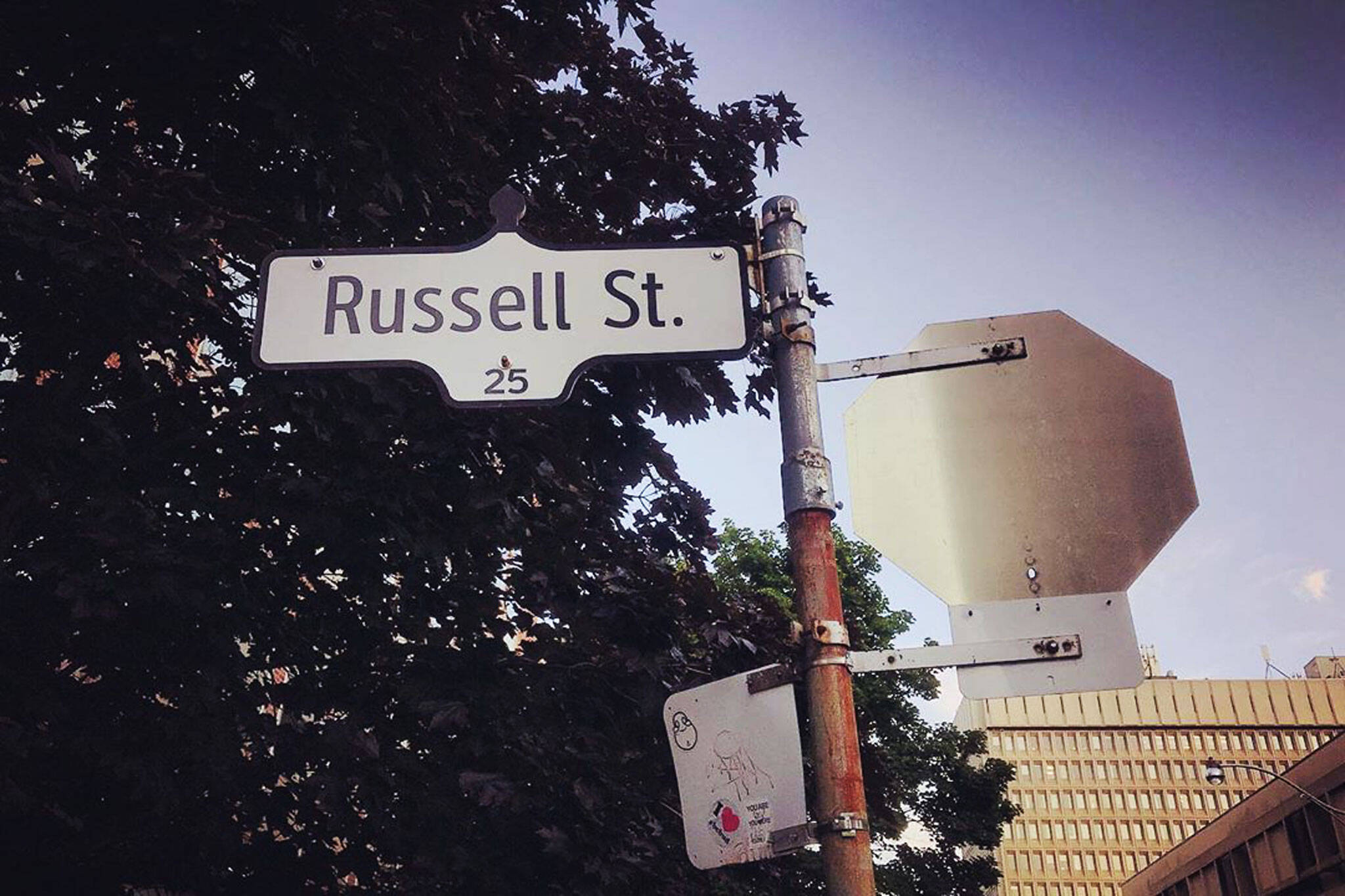 russell street toronto