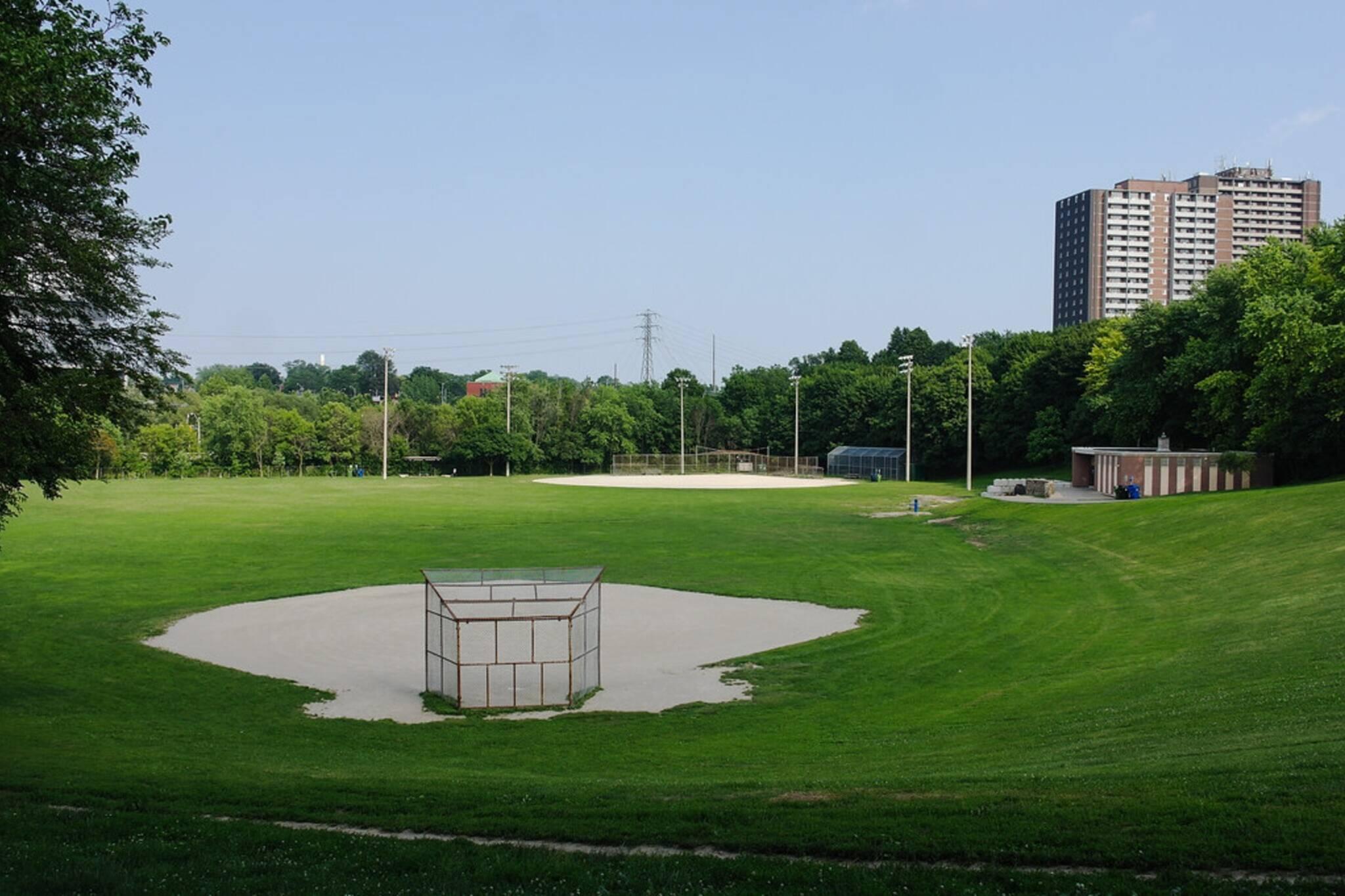 toronto sport fields reopening