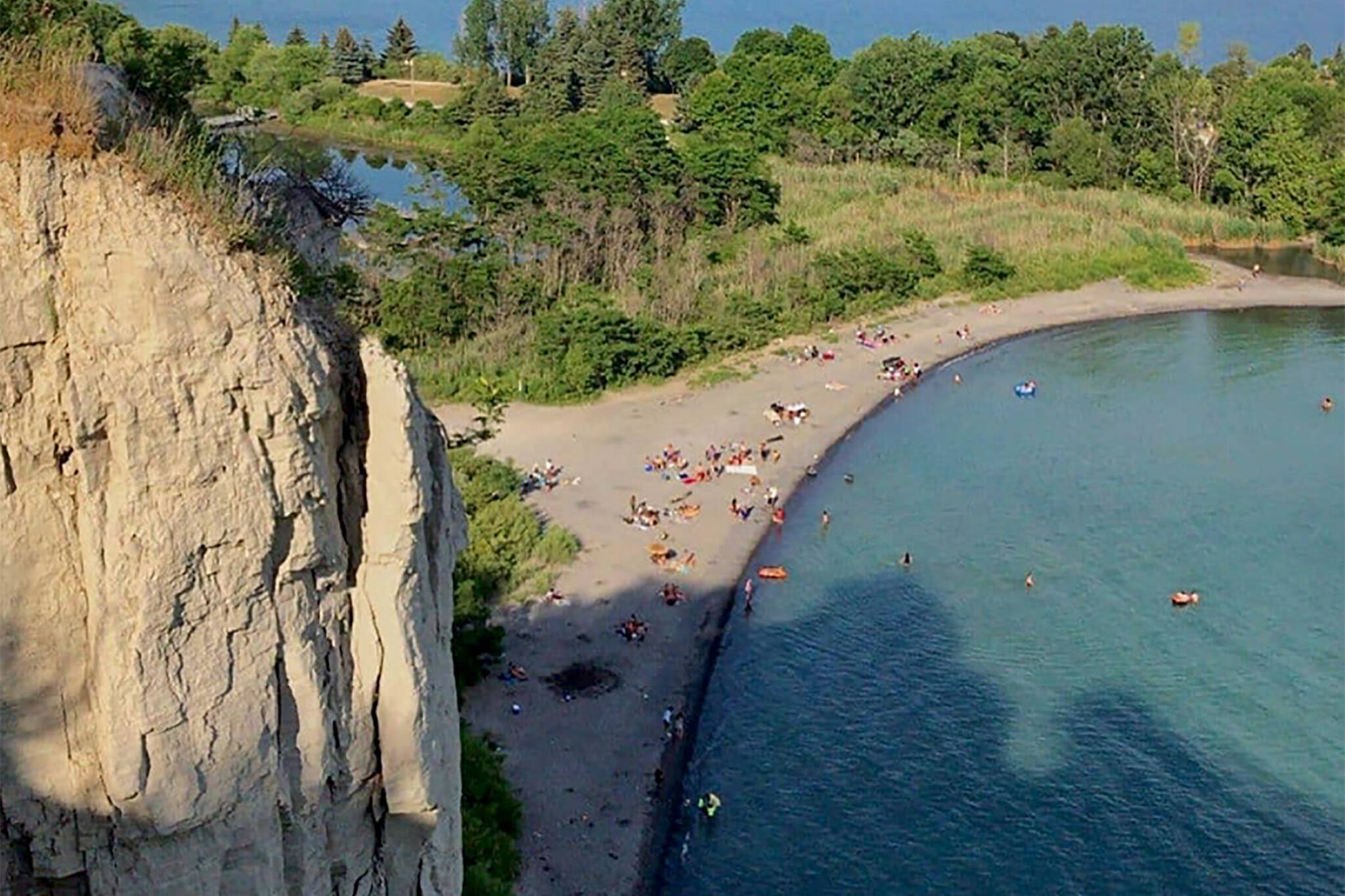 scarborough bluffs park