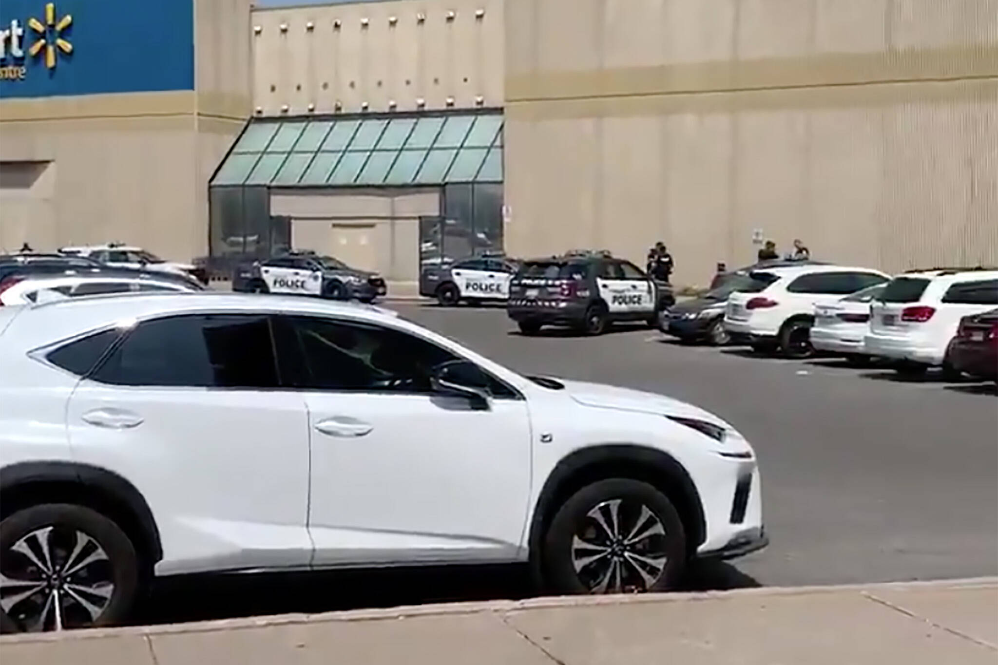 scarborough town centre shooting