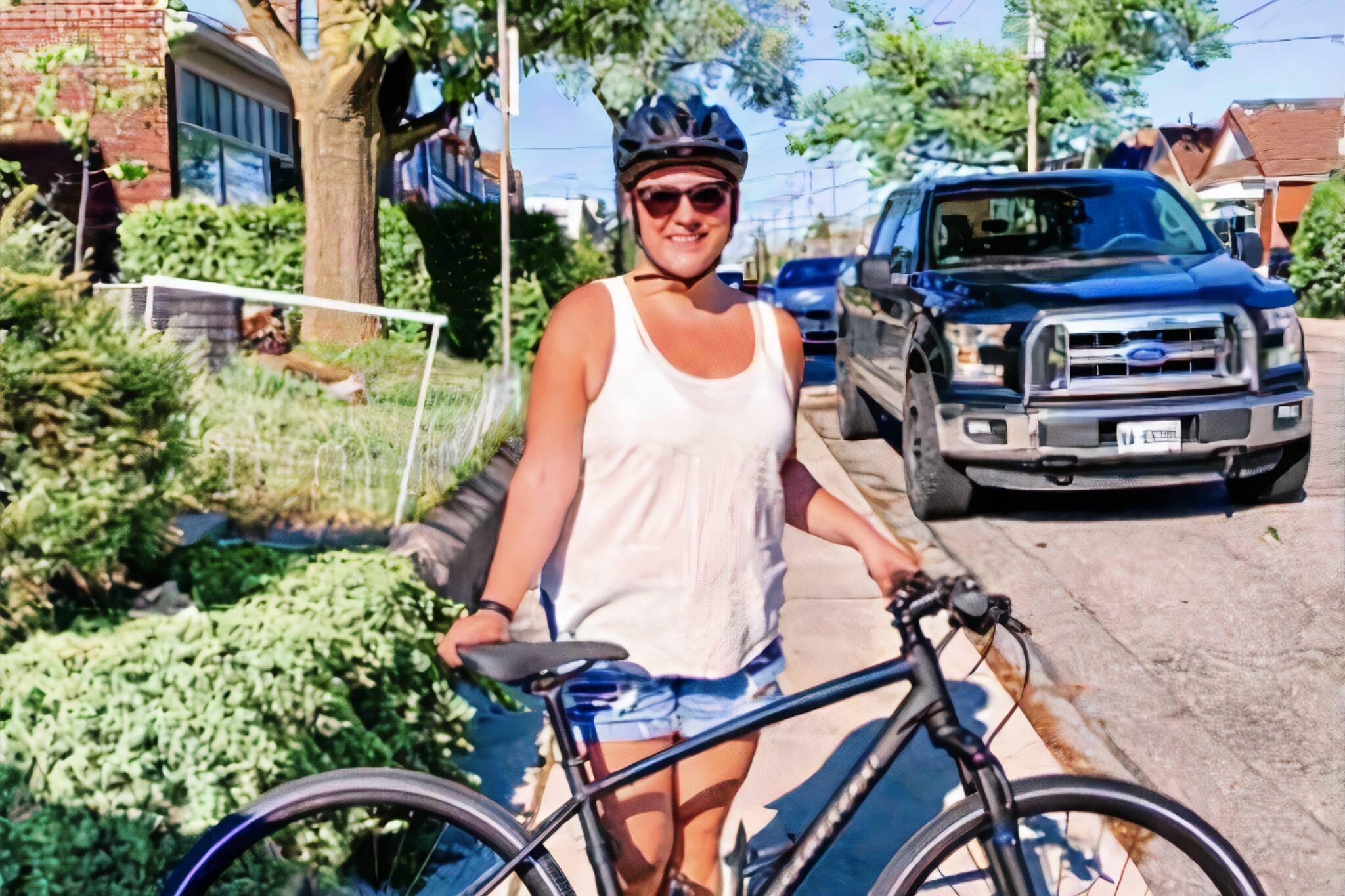 womens cycling network toronto