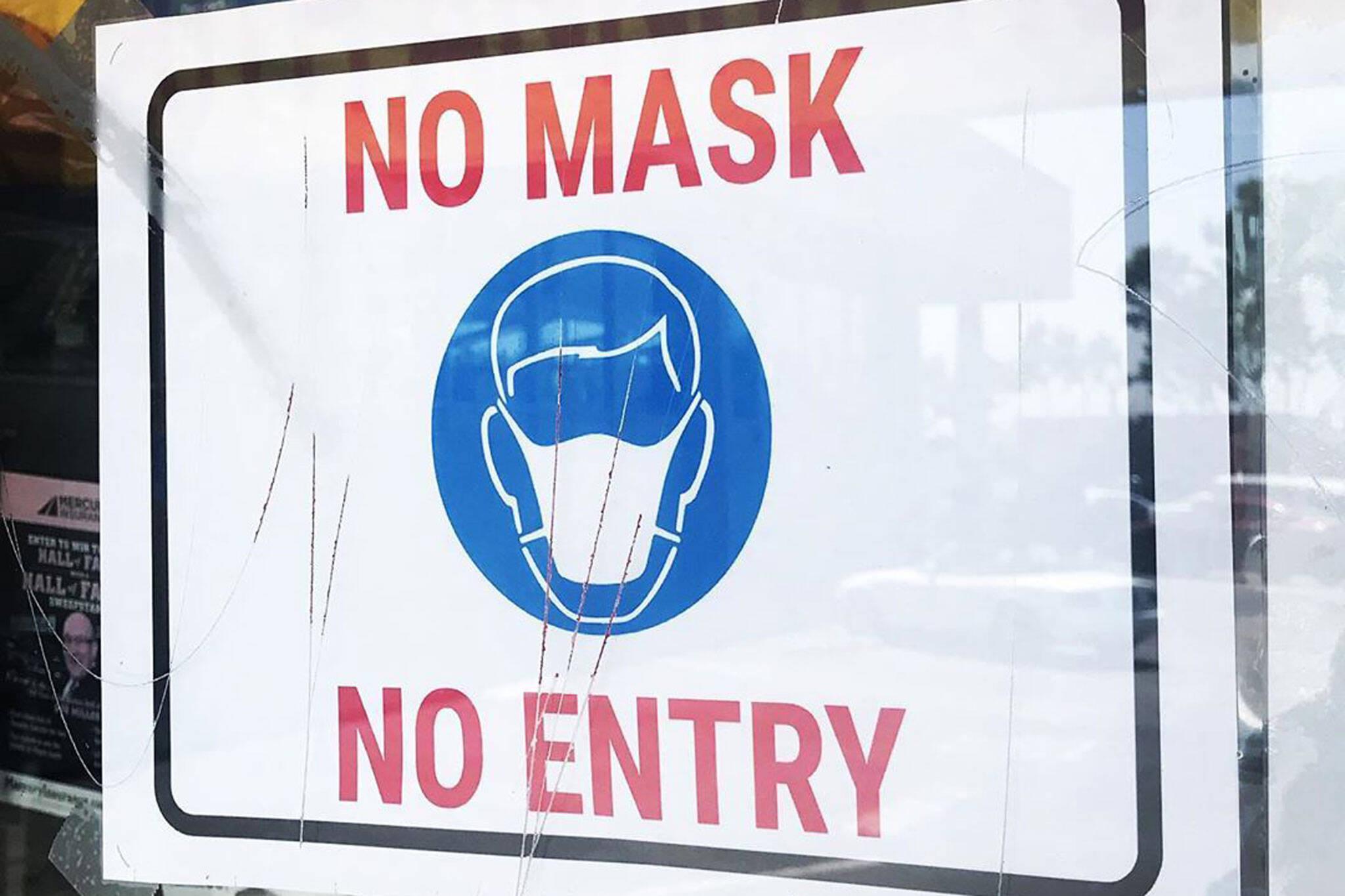 mandatory masks toronto