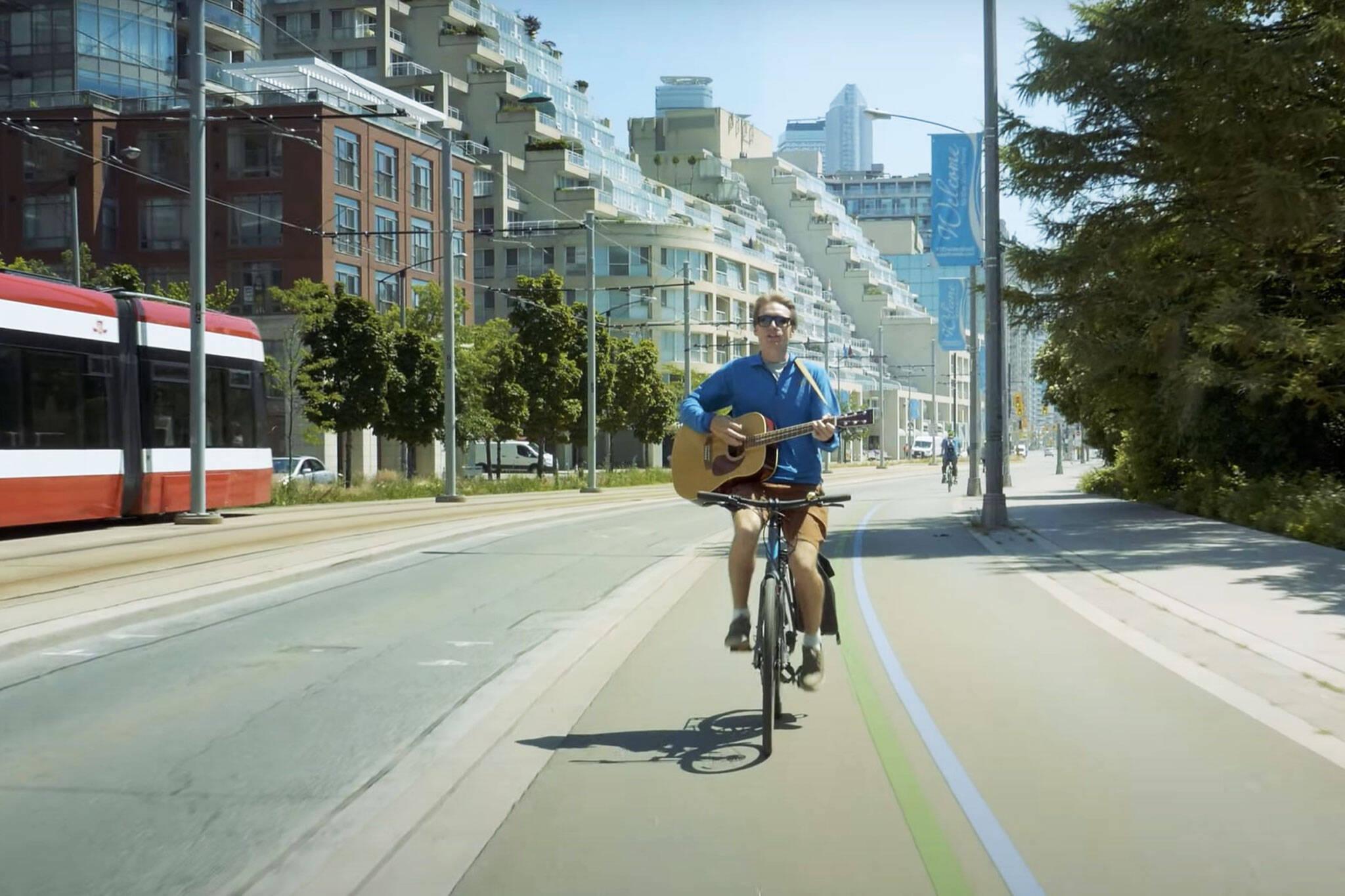 toronto bike song