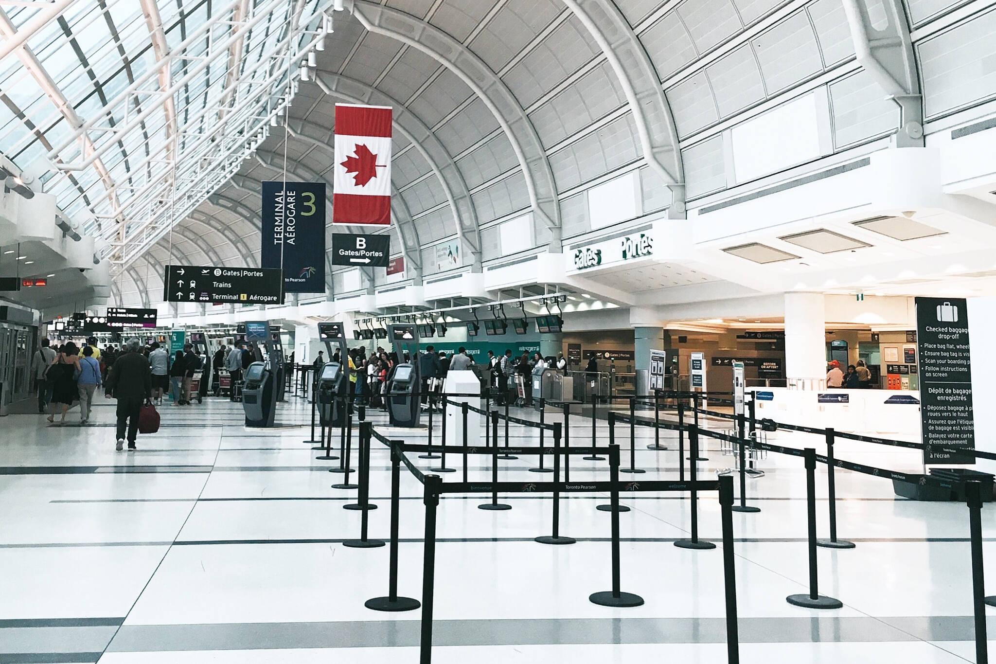 pearson airport jobs