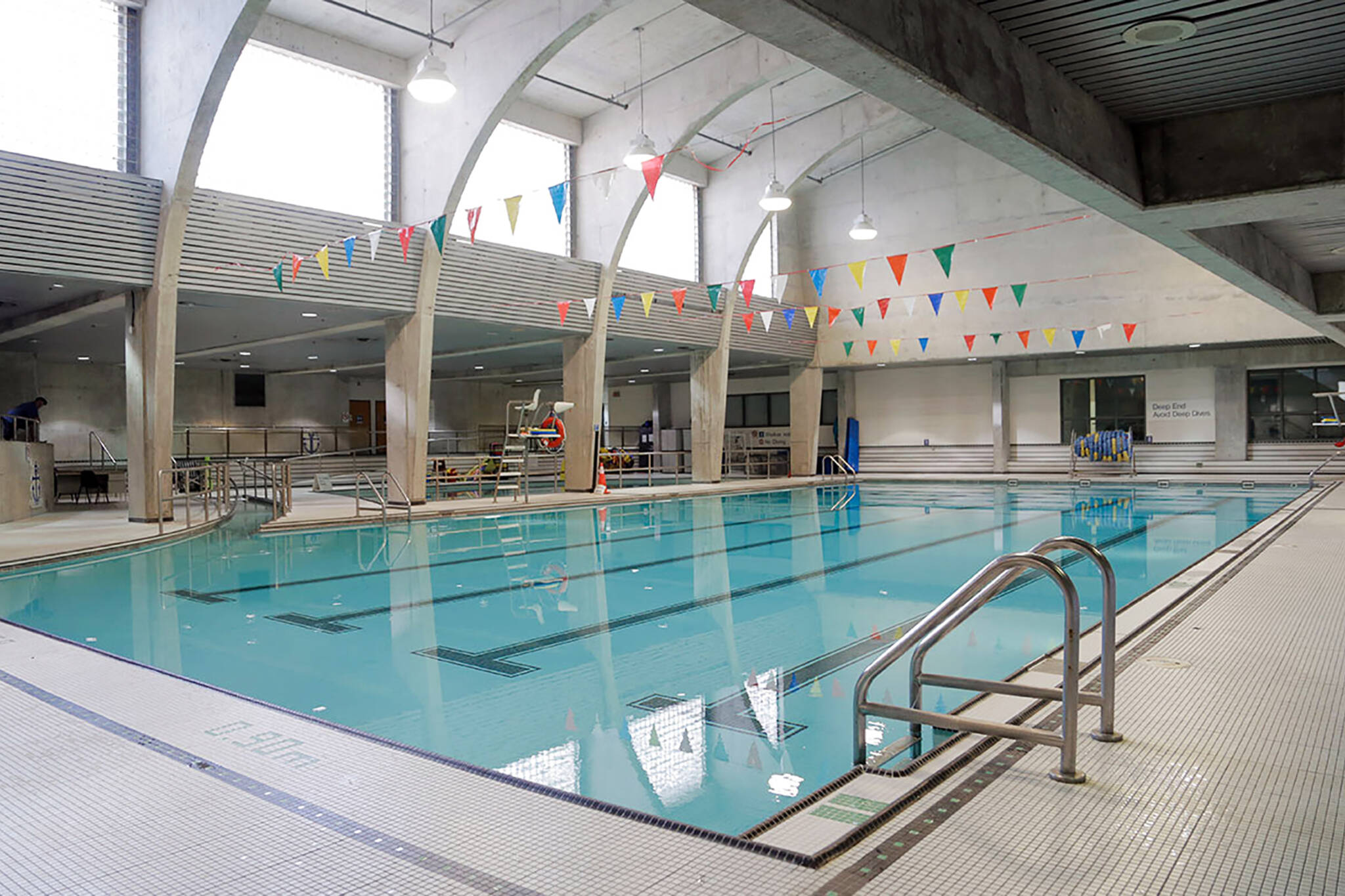 indoor pools toronto