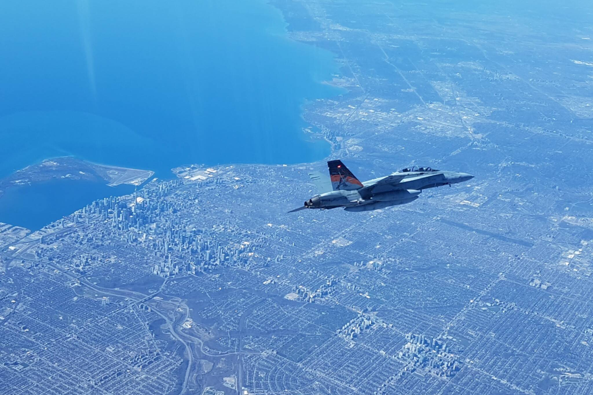 fighter jet drills