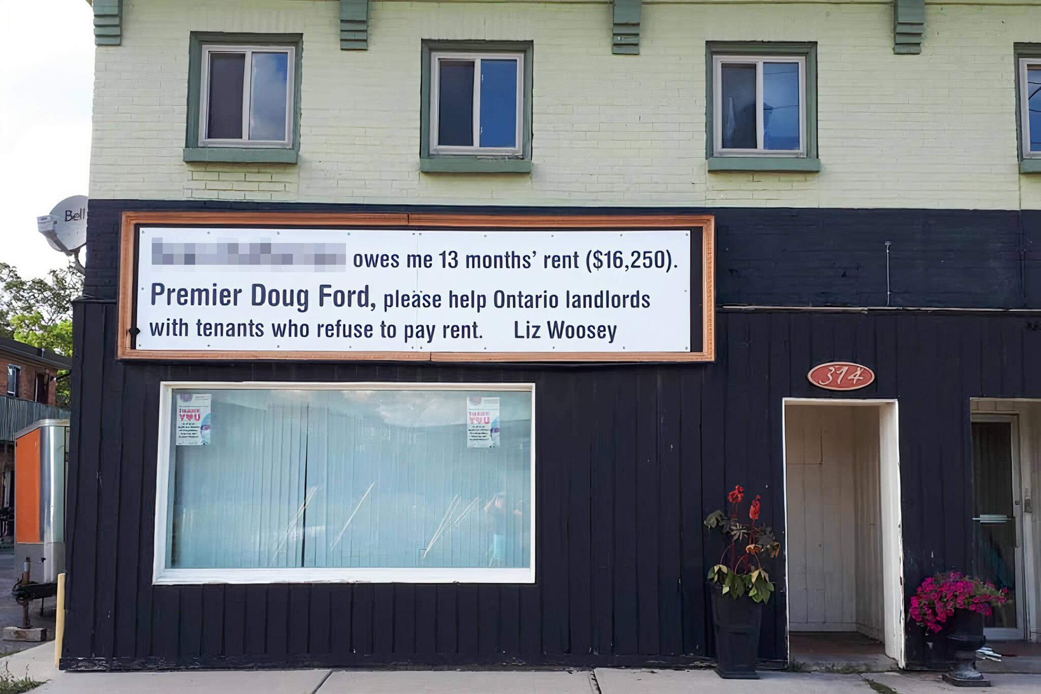 landlord tenant board ontario