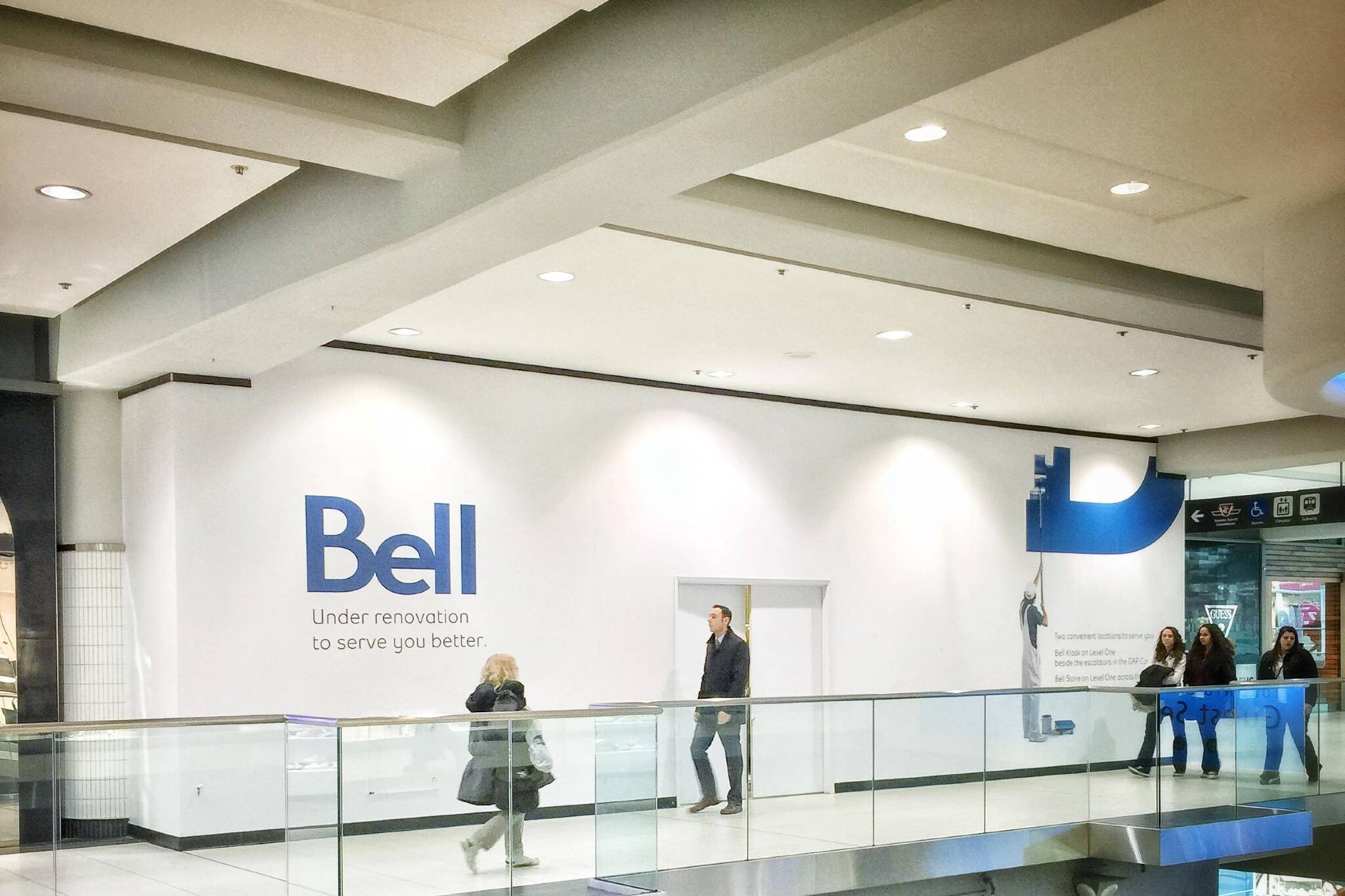 bell internet outage