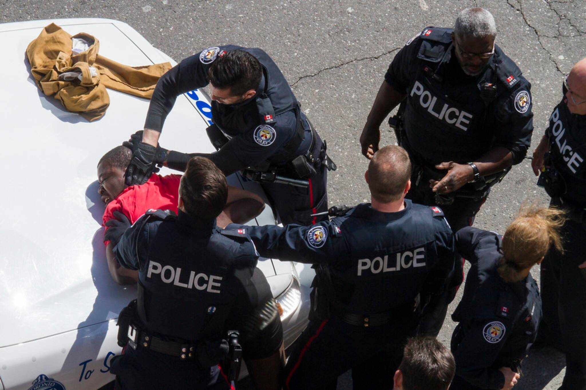 toronto police reform